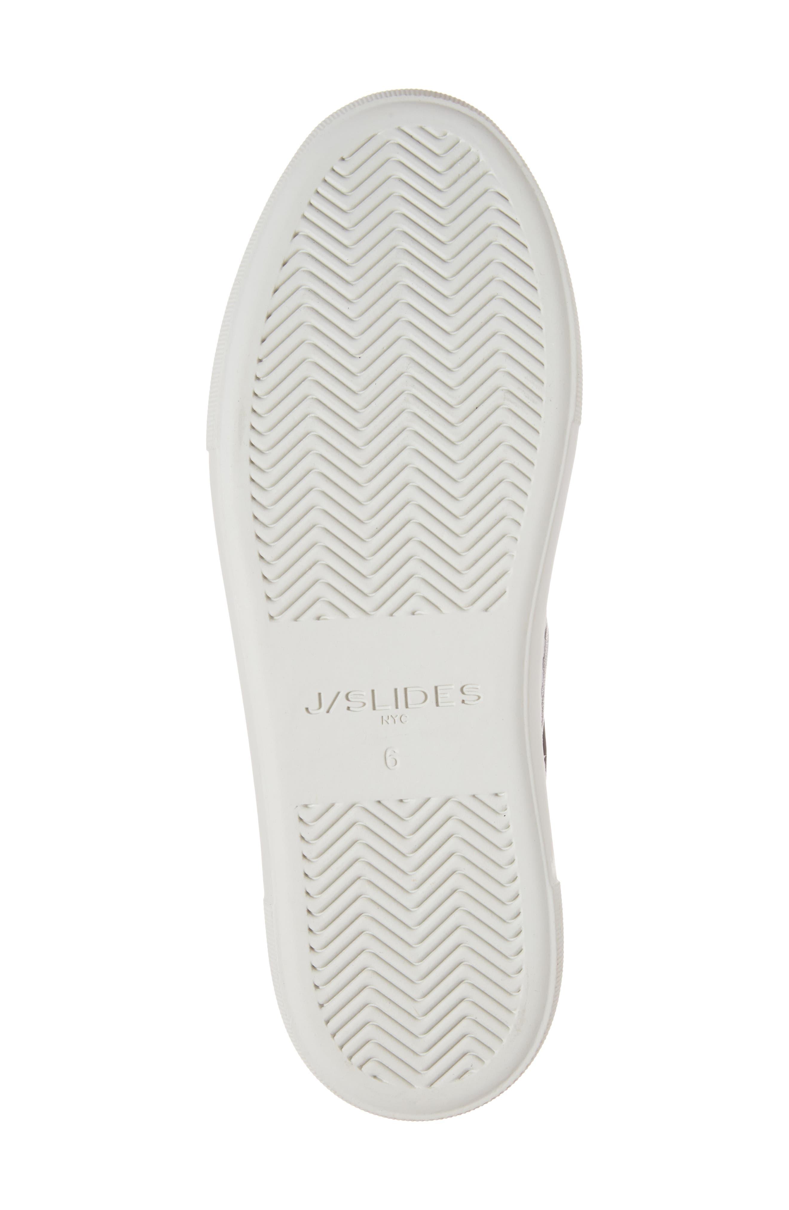 Alternate Image 6  - JSlides Ambrosia Studded Lace-Up Sneaker (Women)