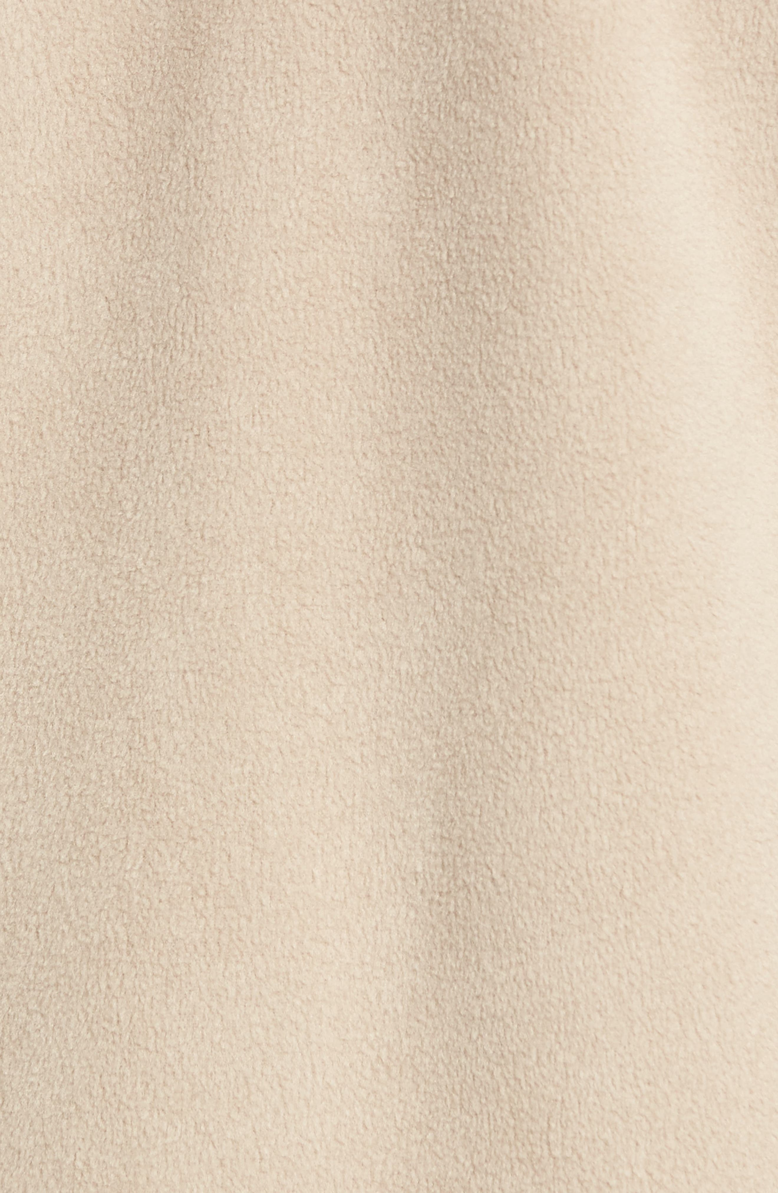 Bonded Polar Fleece Lined Pullover,                             Alternate thumbnail 5, color,                             Sand