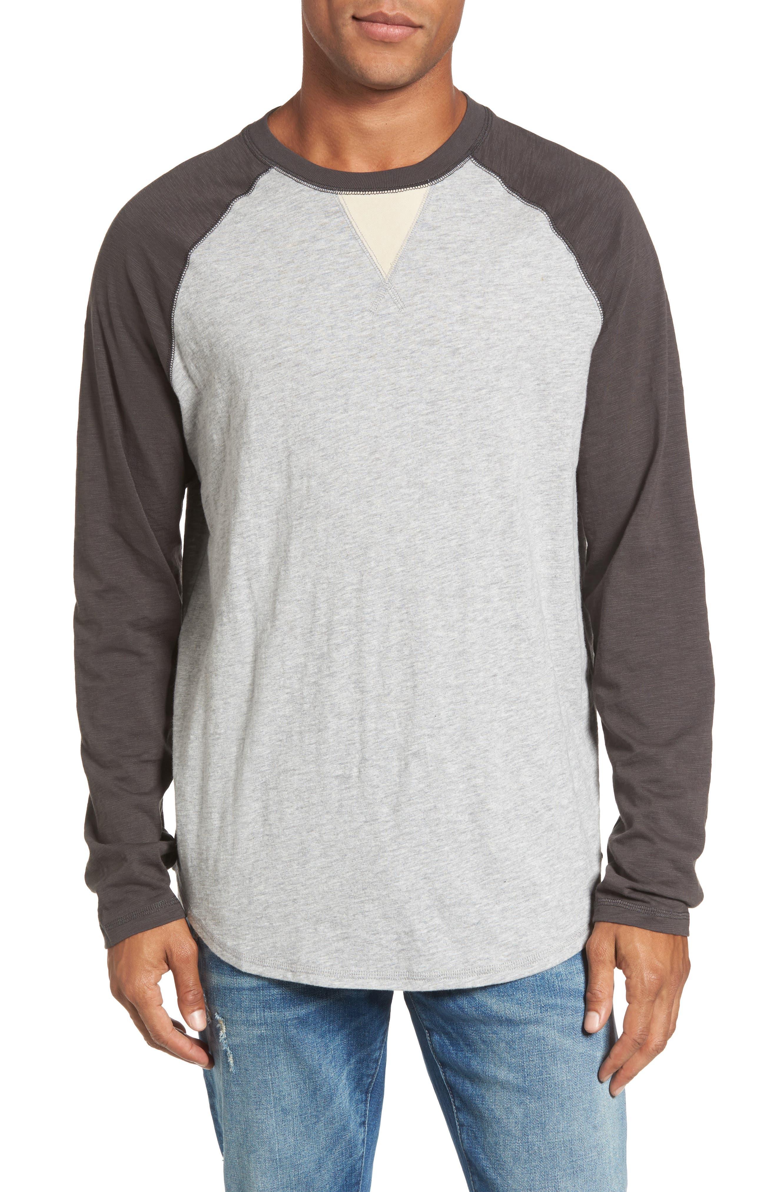 True Grit Long Sleeve Raglan T-Shirt