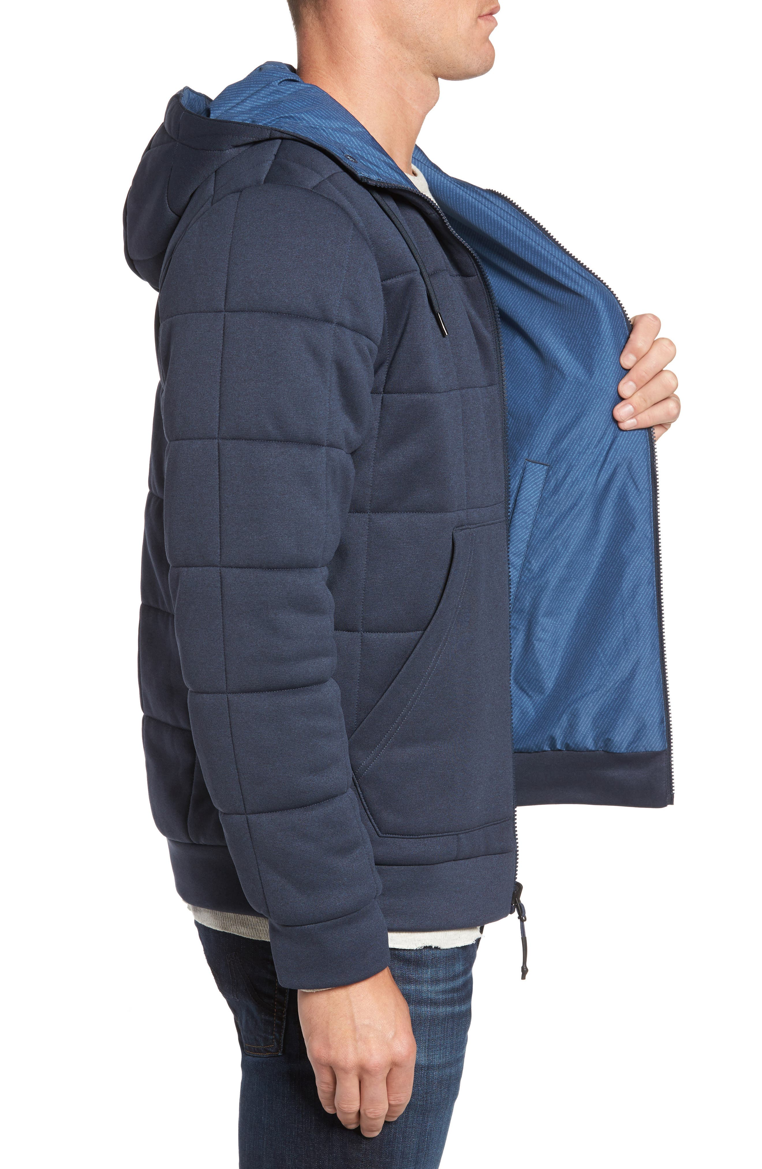 Alternate Image 3  - The North Face Kingston IV Reversible ThermoBall Jacket
