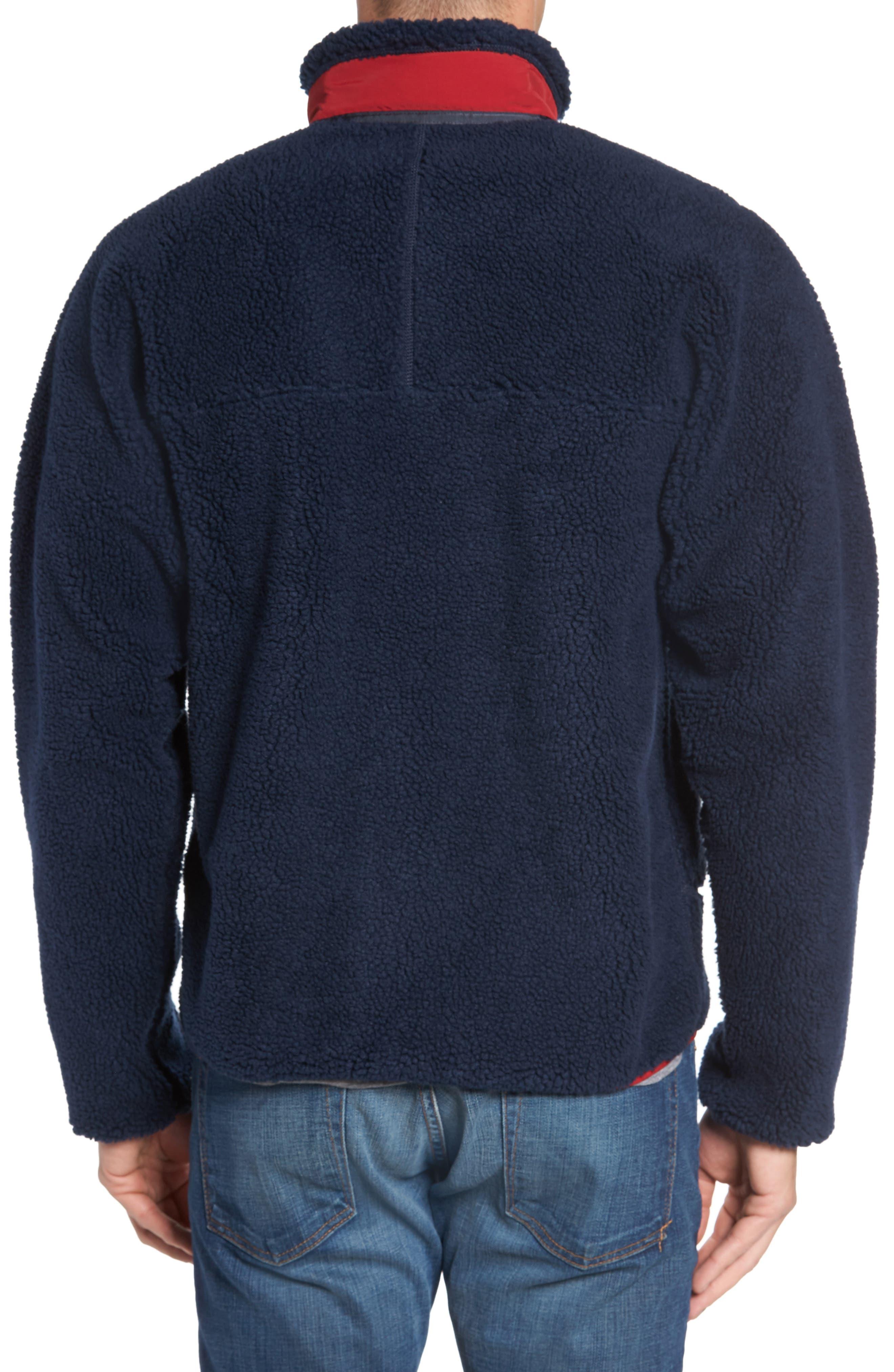 Alternate Image 2  - Patagonia Retro-X Fleece Jacket