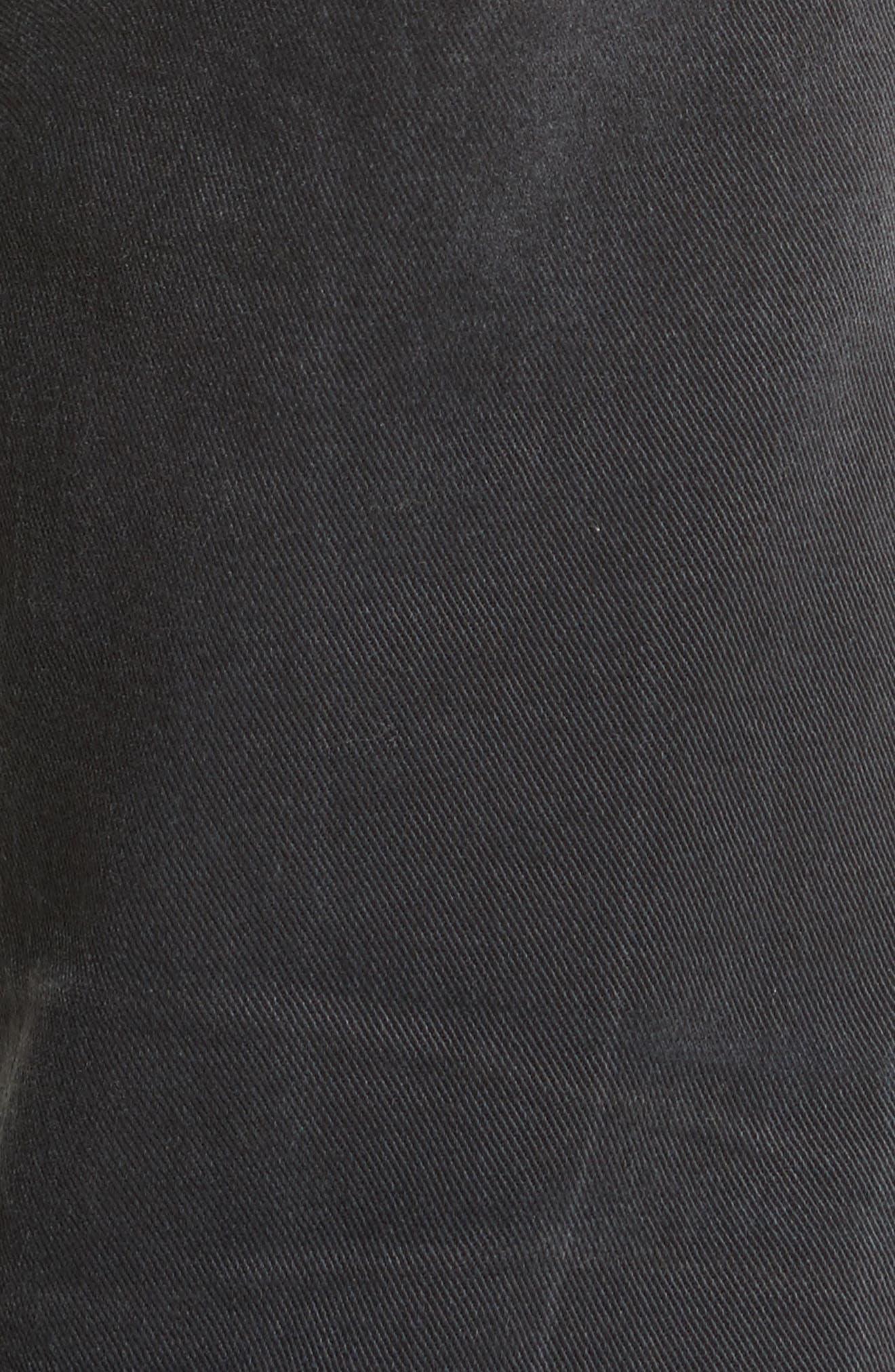 Alternate Image 6  - La Vie Rebecca Taylor Patch Jeans