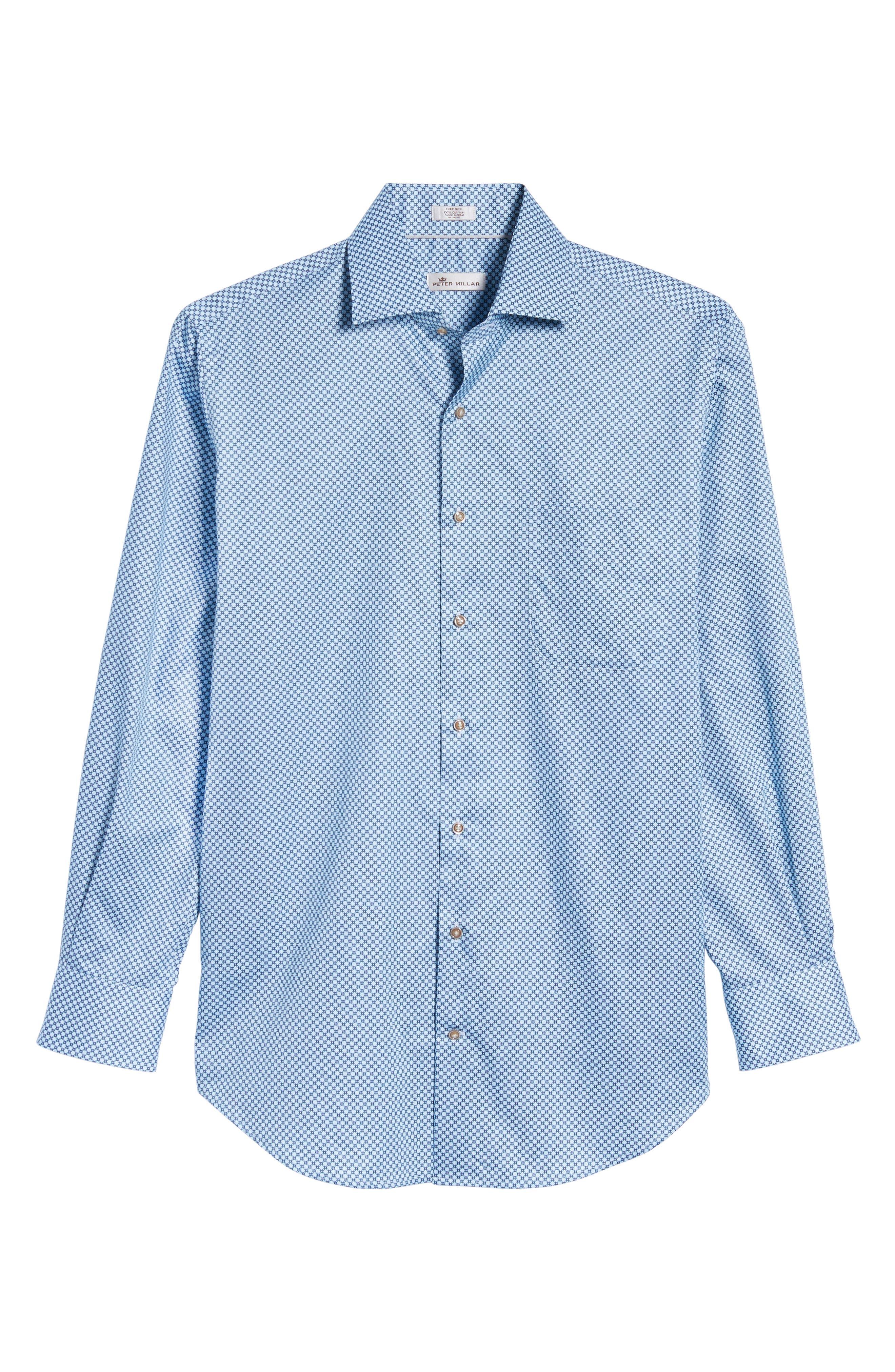 Alternate Image 6  - Peter Millar Pandora's Box Regular Fit Sport Shirt