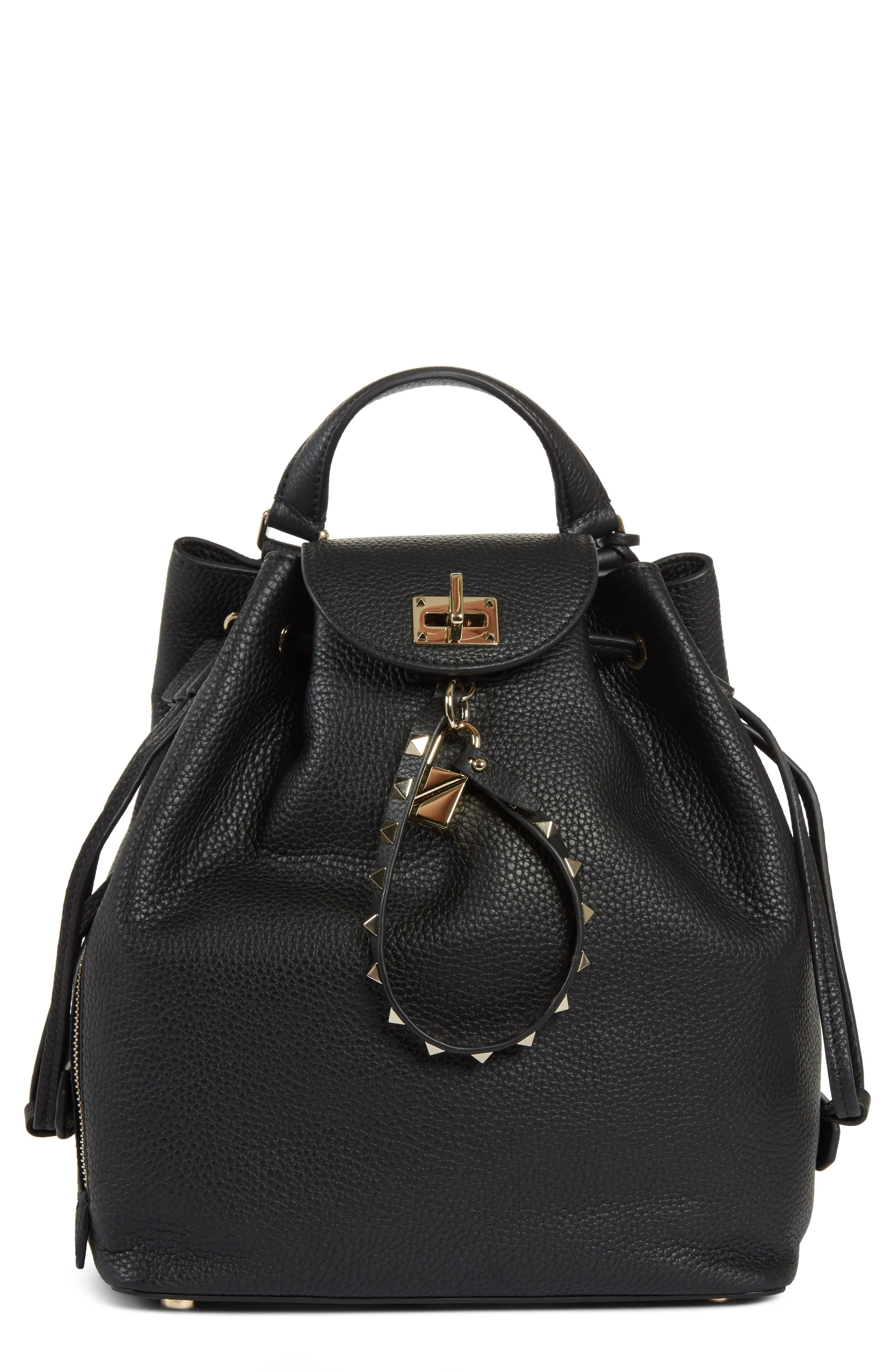 VALENTINO GARAVANI Leather Backpack