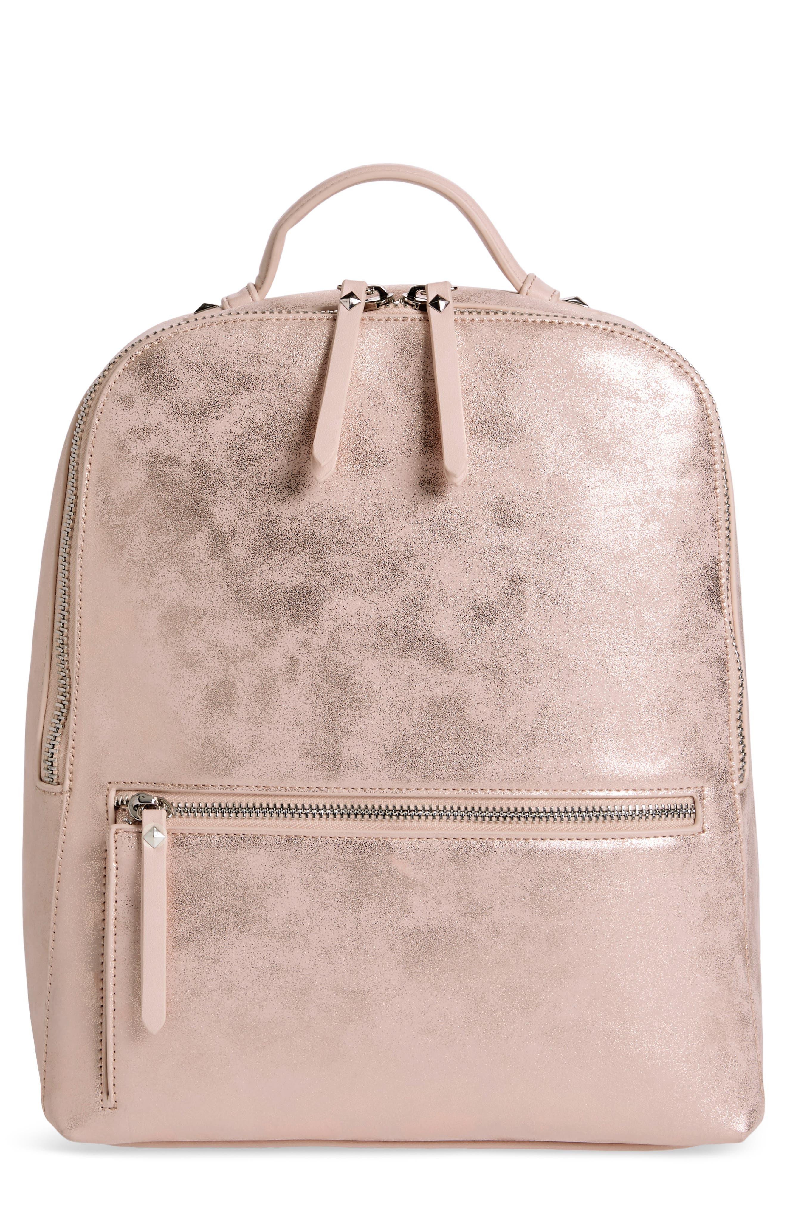 Brooke City Backpack,                             Main thumbnail 1, color,                             Blush