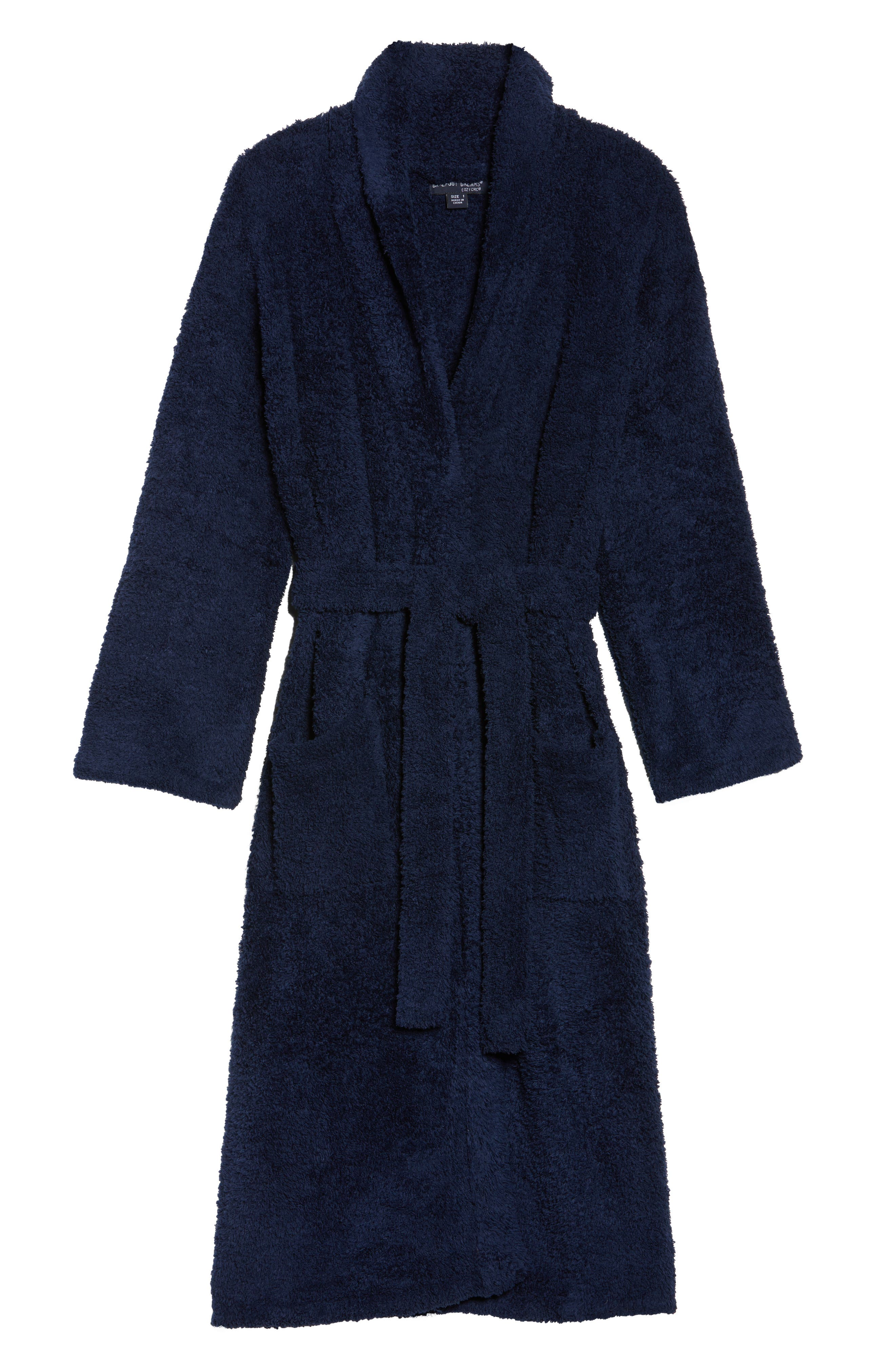 Alternate Image 6  - Barefoot Dreams® CozyChic® Robe (Nordstrom Online Exclusive)