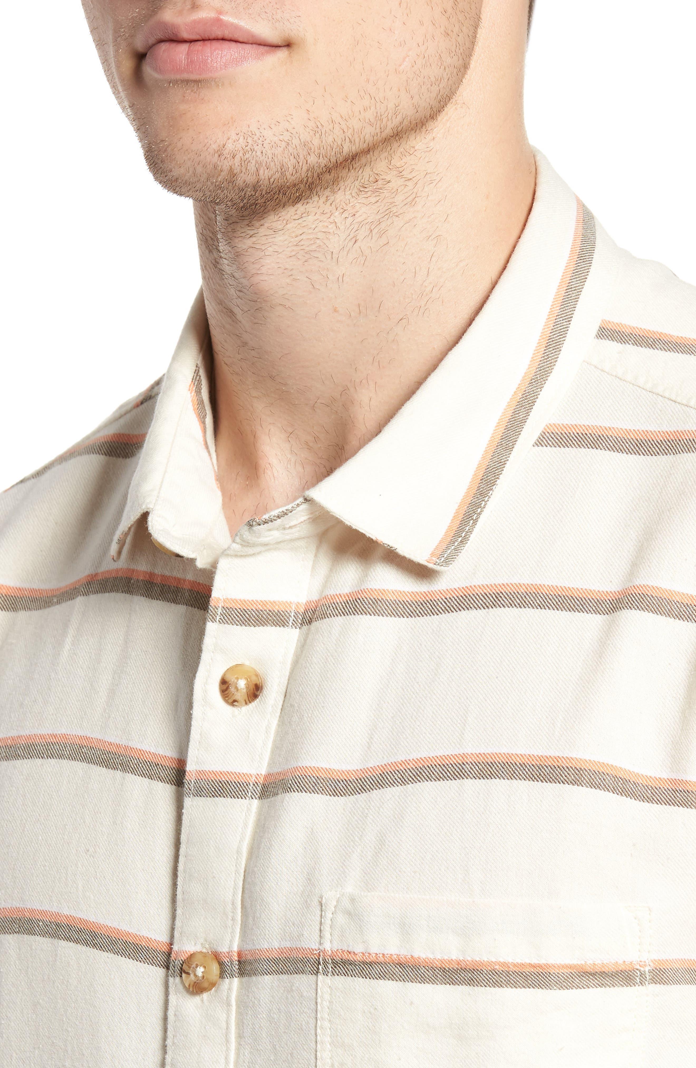Alternate Image 4  - Billabong Freemont Flannel Shirt