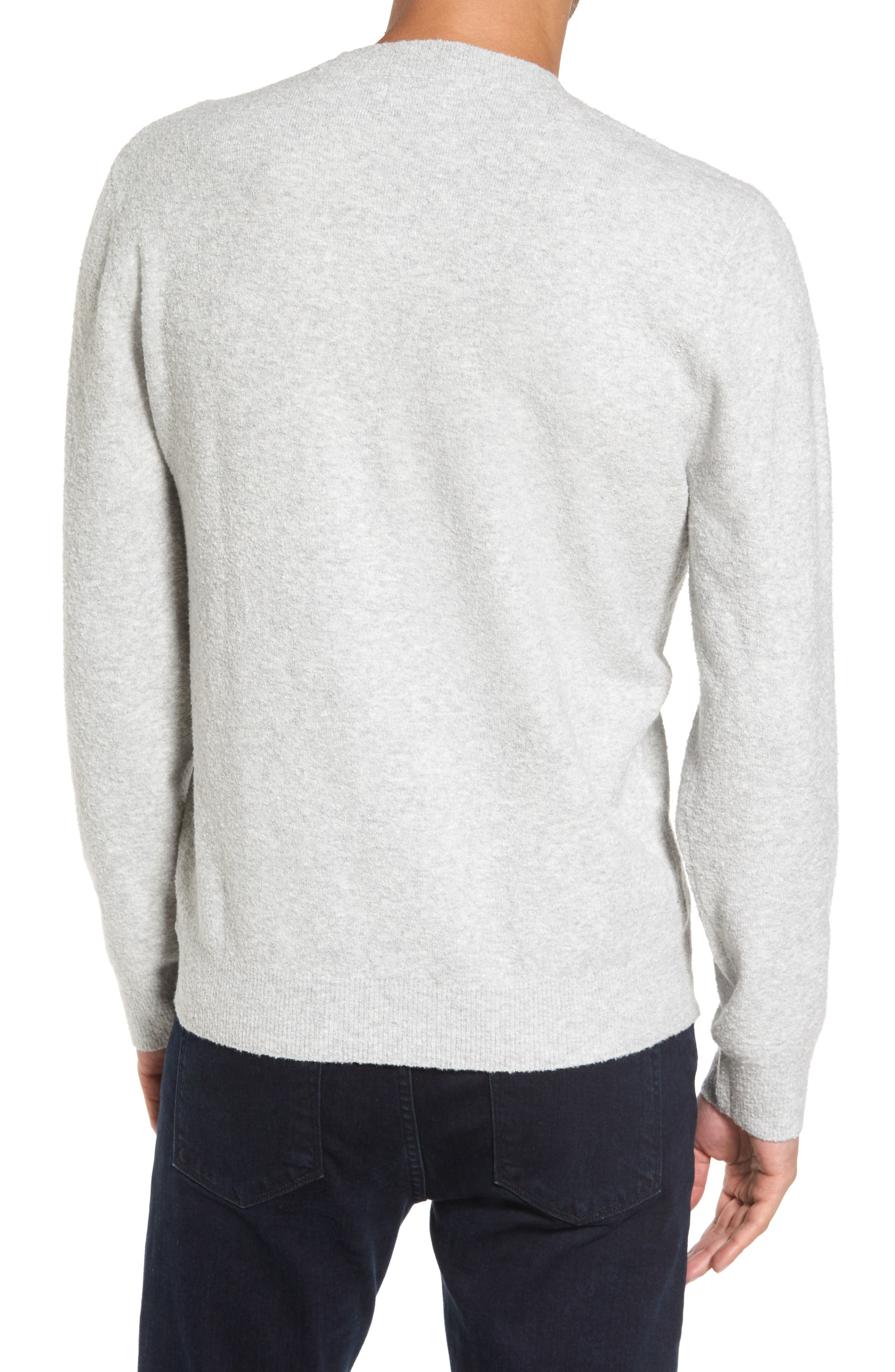 Nathaniel Classic Fit Sweater,                             Alternate thumbnail 2, color,                             Lunar Surface