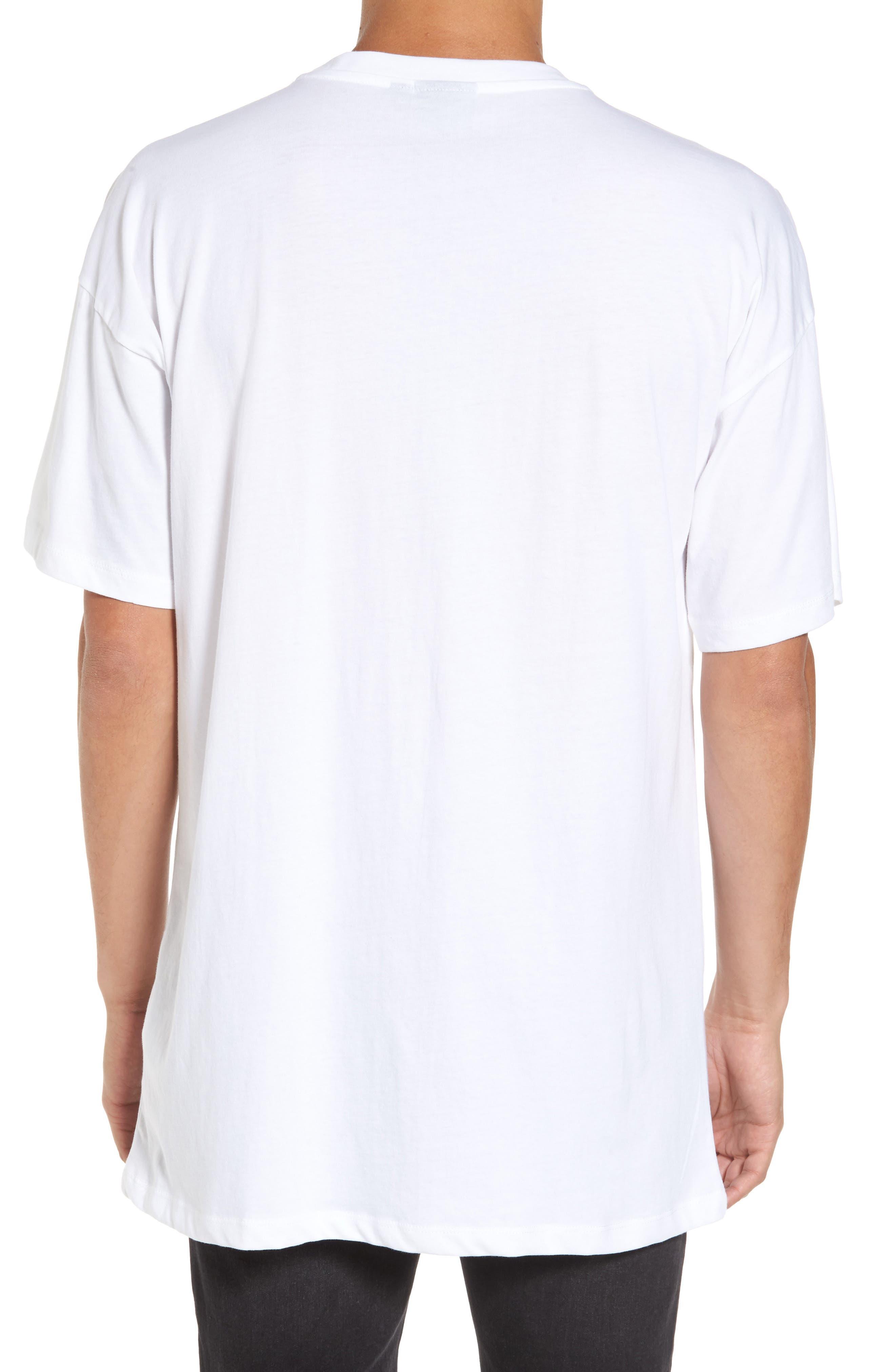 Marlon T-Shirt,                             Alternate thumbnail 2, color,                             White