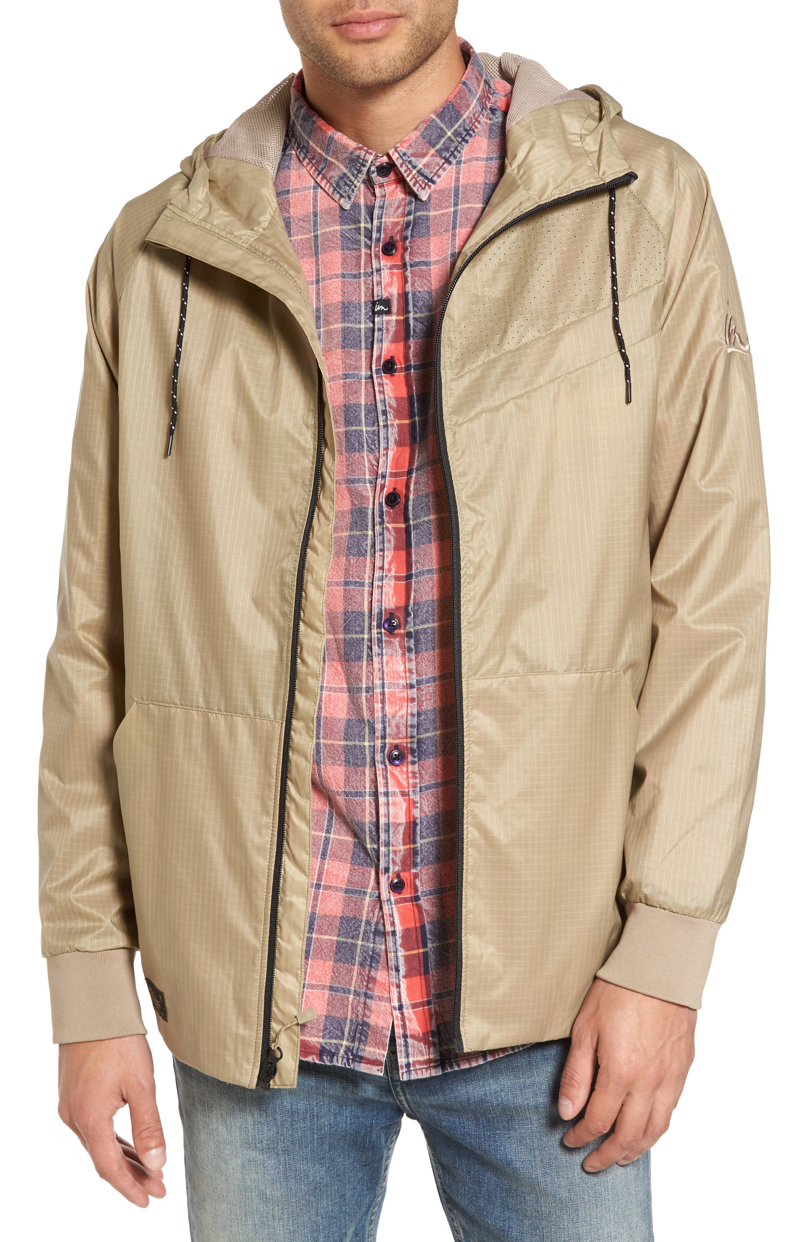 NCT Welder Jacket,                         Main,                         color, Khaki