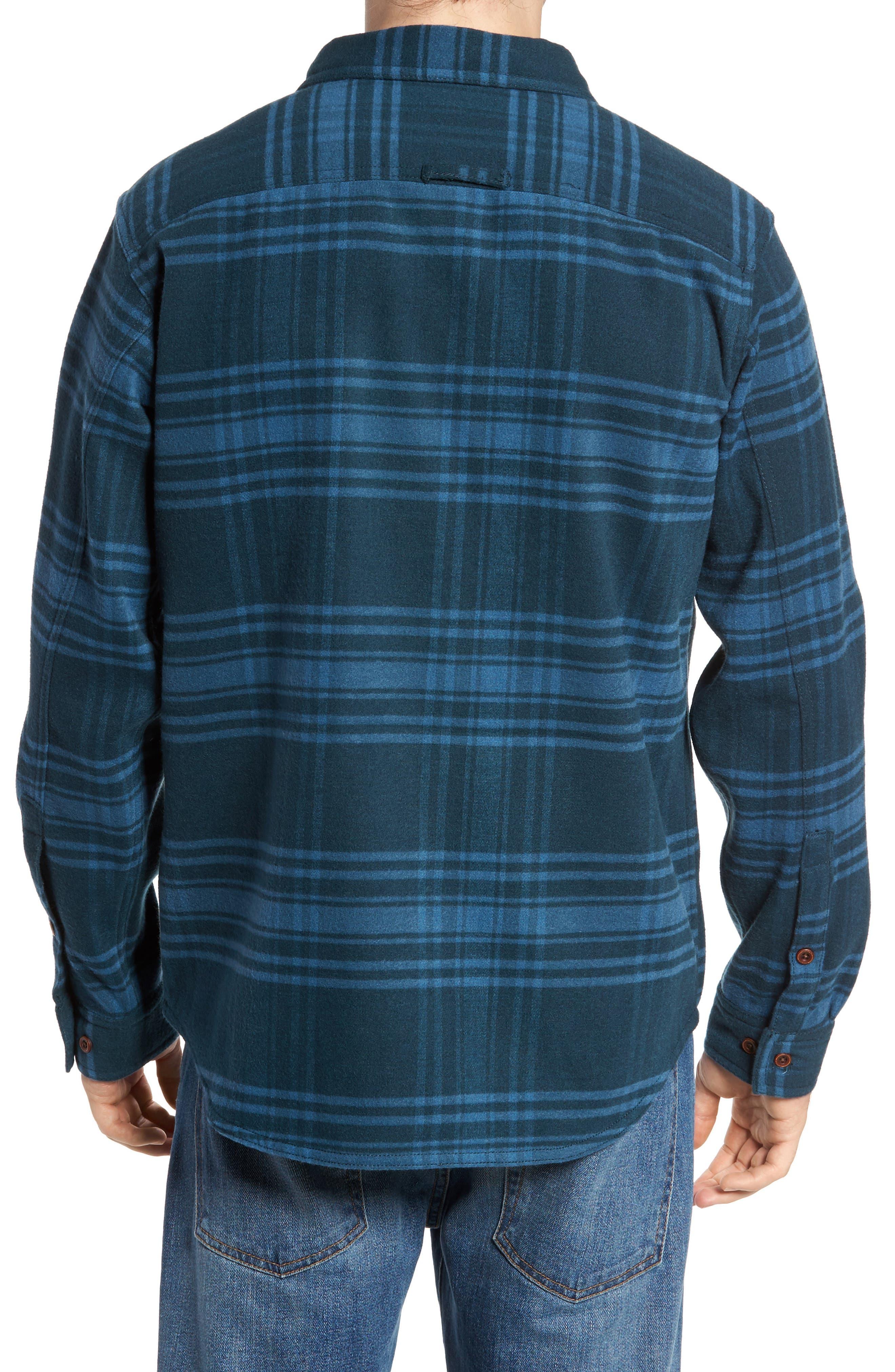 Alternate Image 2  - Columbia Deschutes River™ Heavyweight Flannel Shirt Jacket
