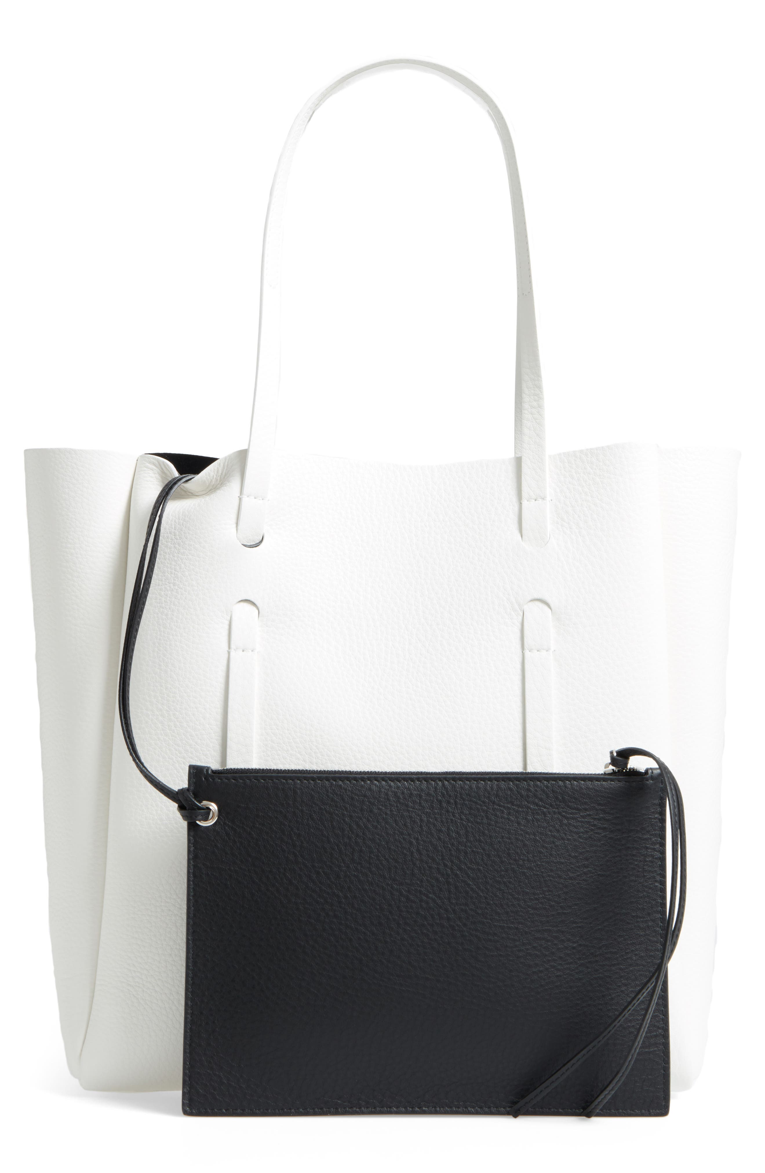 Alternate Image 2  - Balenciaga Small Everyday Logo Calfskin Tote