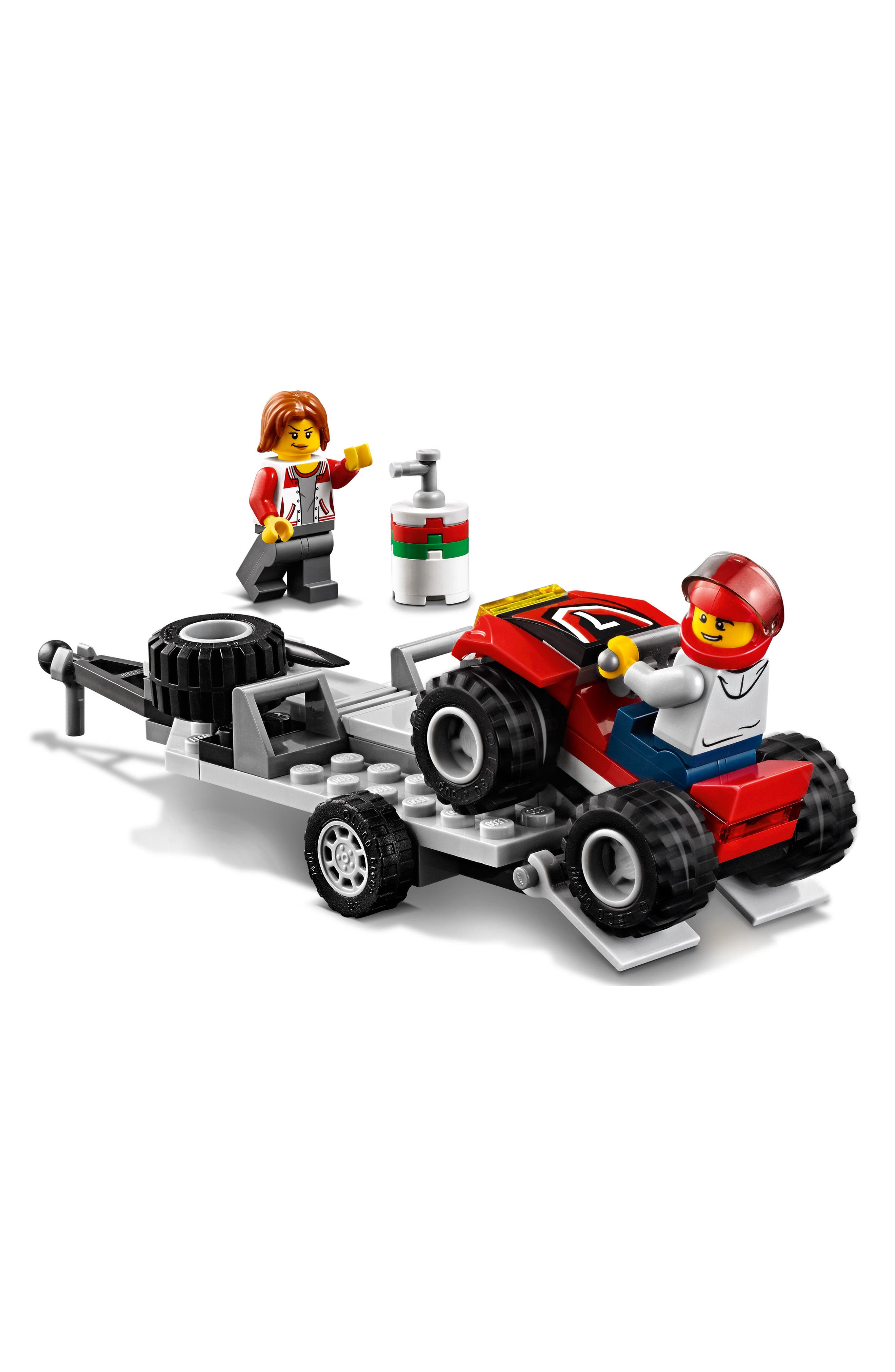 Alternate Image 7  - LEGO® City ATV Race Team - 60148