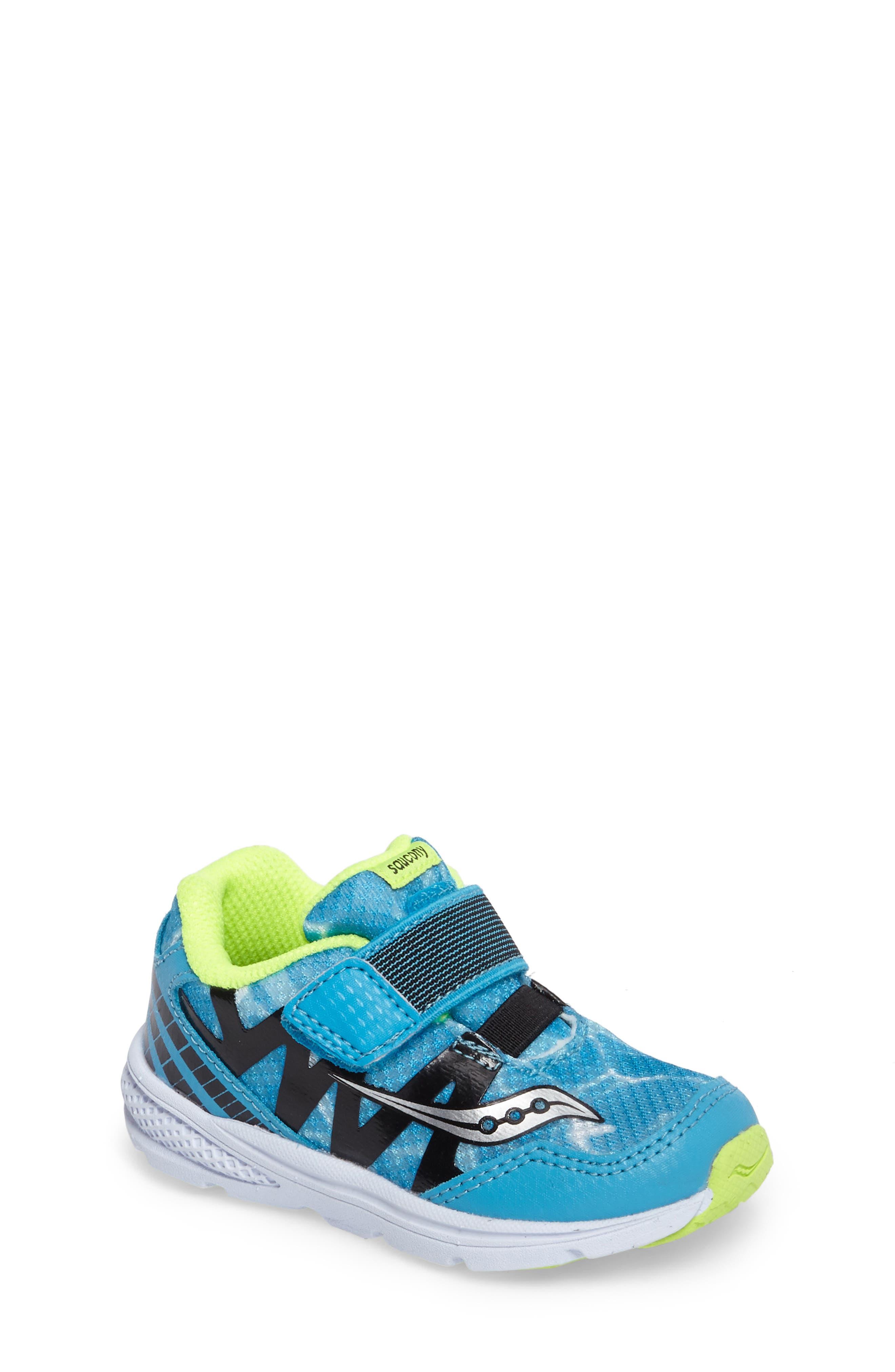 Saucony Baby Ride Pro Sneaker (Baby, Walker & Toddler)