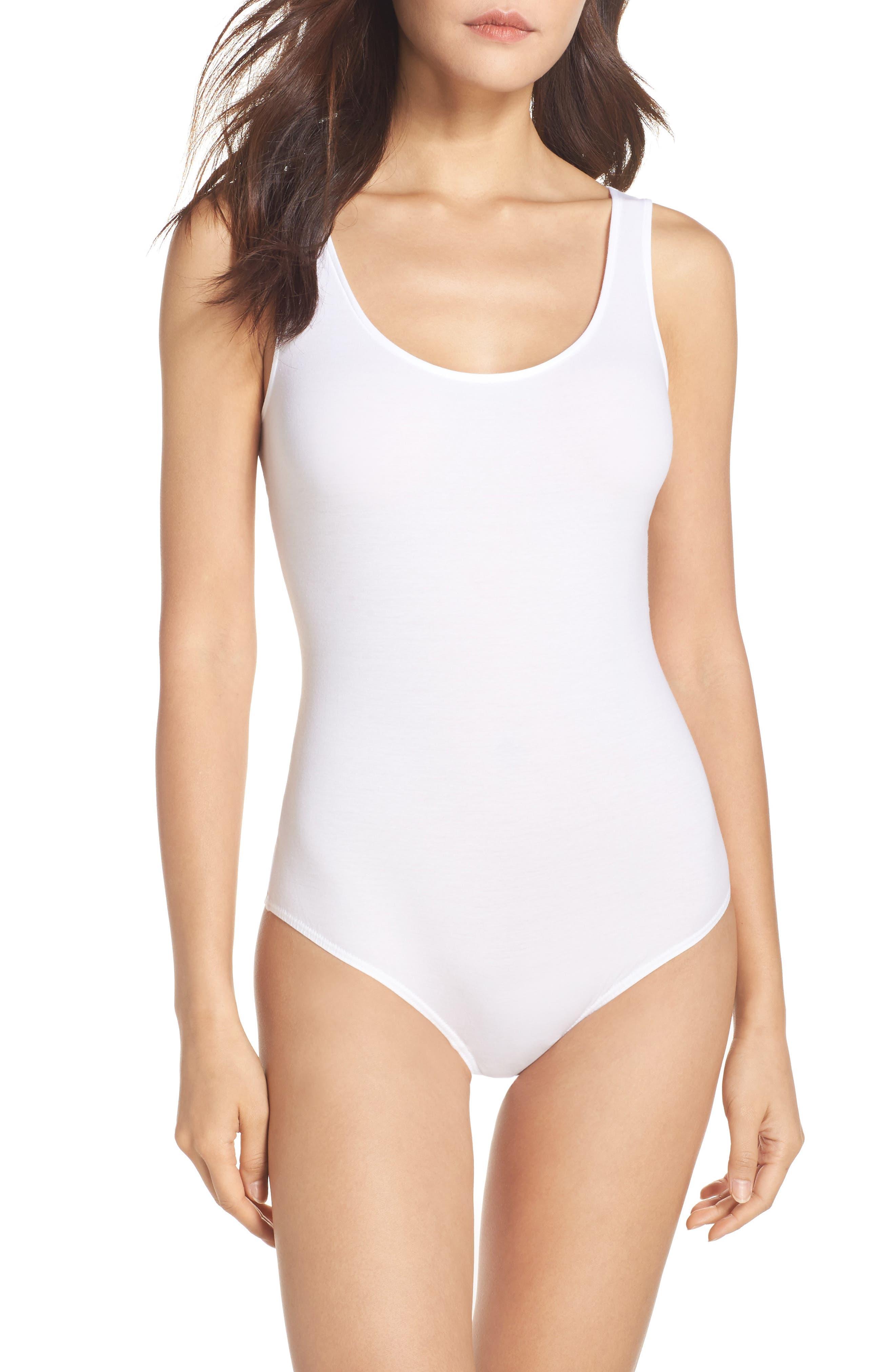 Linnea Bodysuit,                         Main,                         color, White