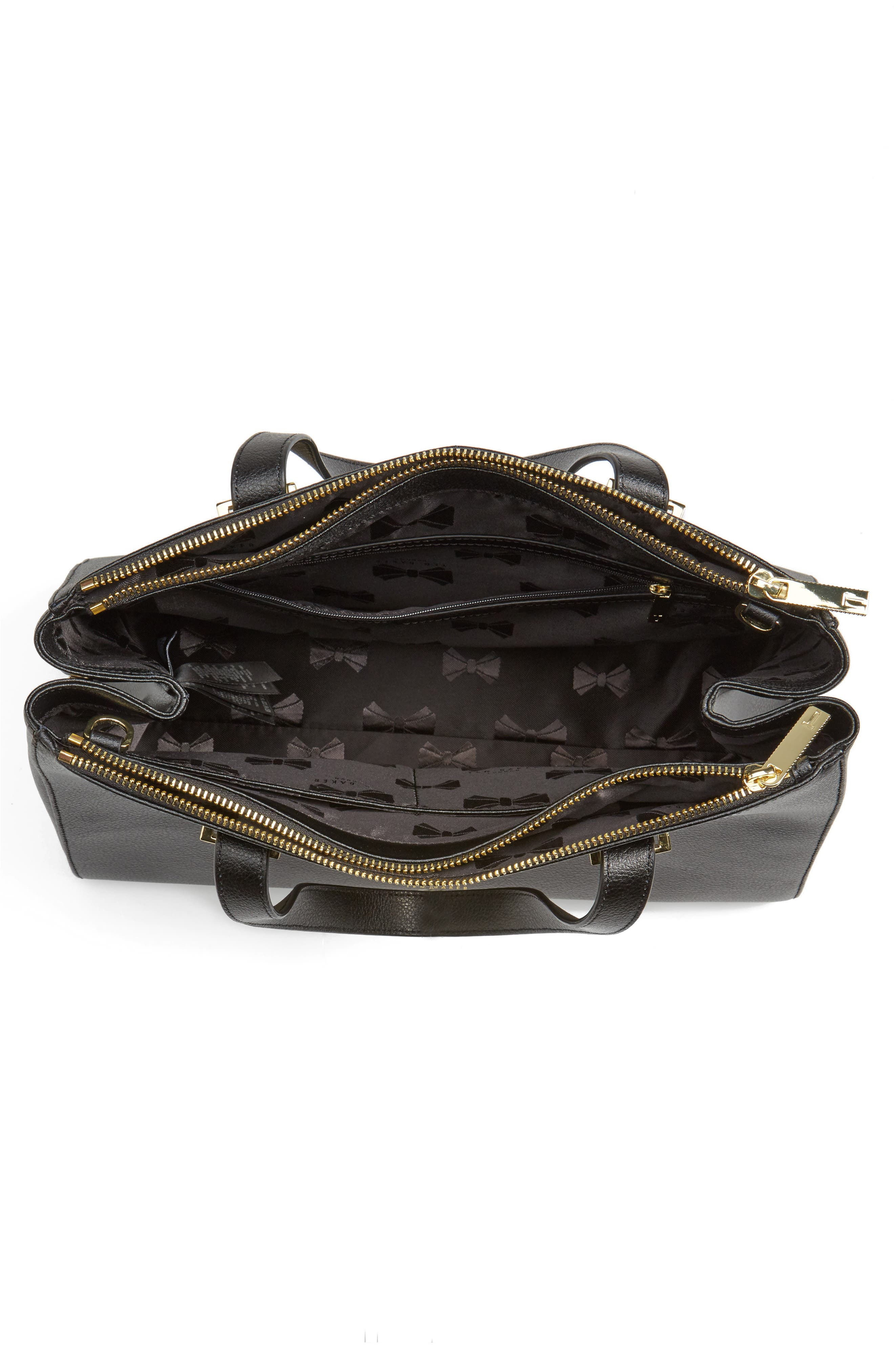 Alternate Image 4  - Ted Baker London Large Alunaa Convertible Leather Tote