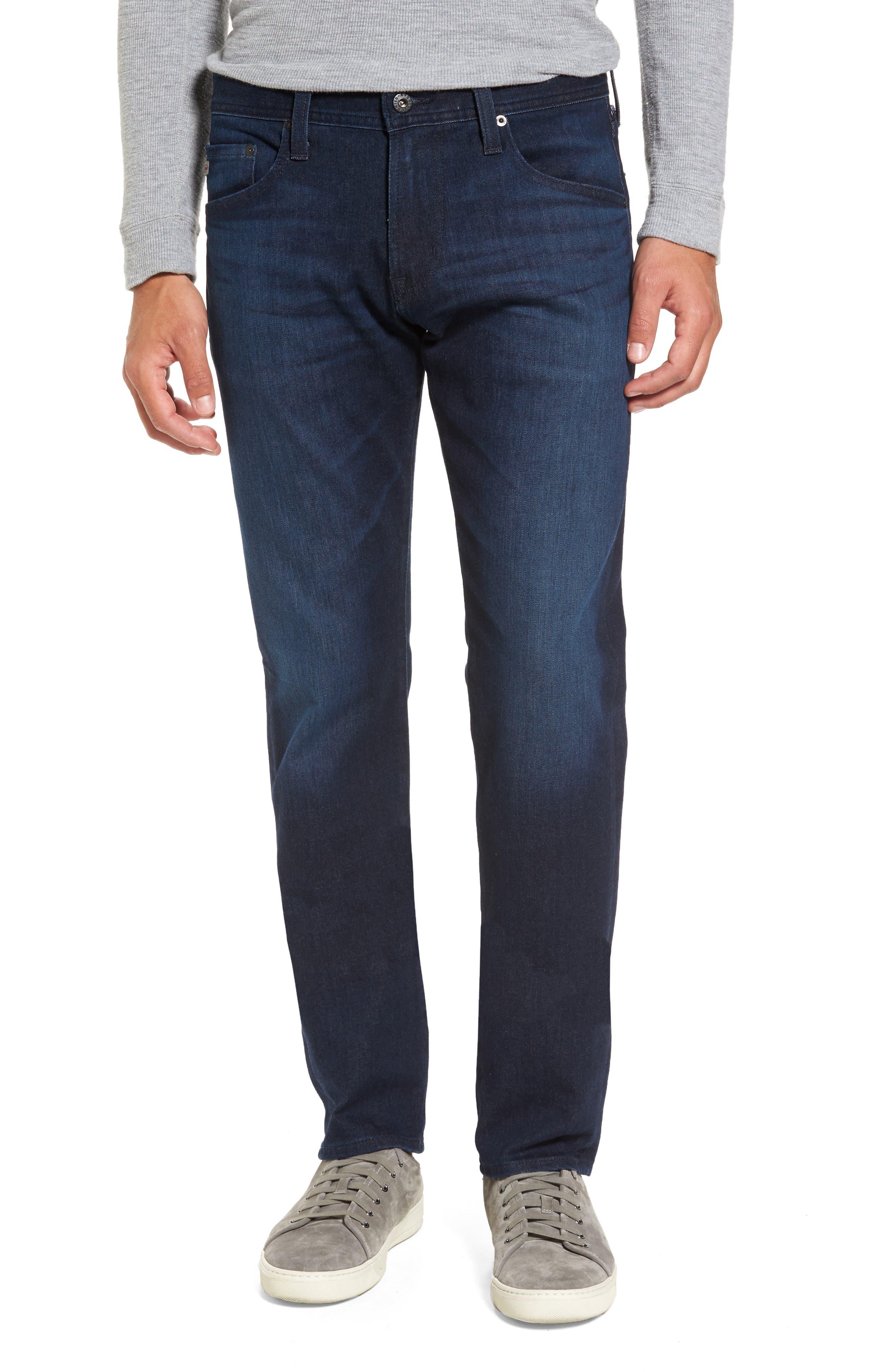 Tellis Slim Leg Jeans,                         Main,                         color, Vibe