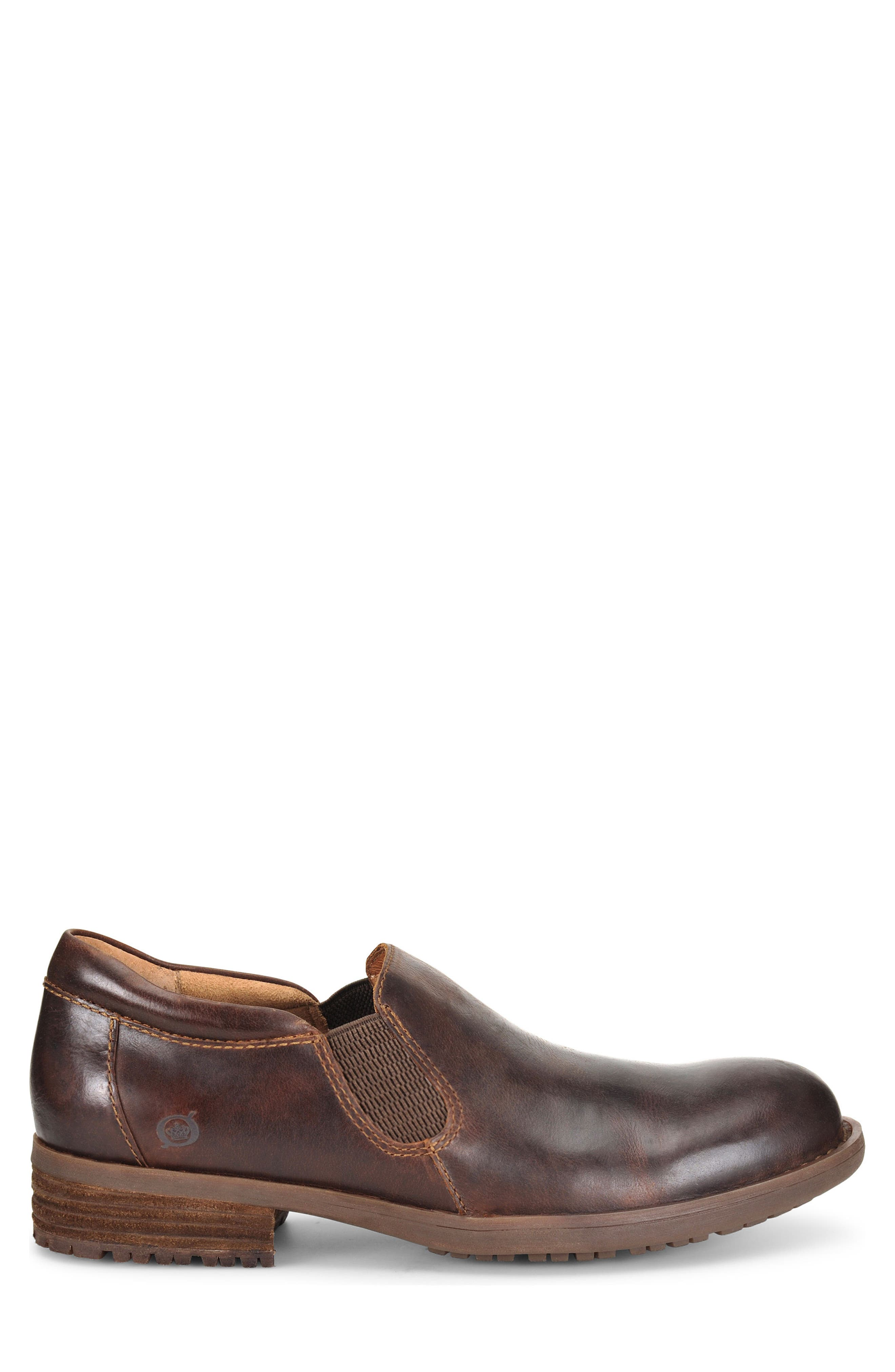 Alternate Image 3  - Børn Senn Plain Toe Slip-On (Men)