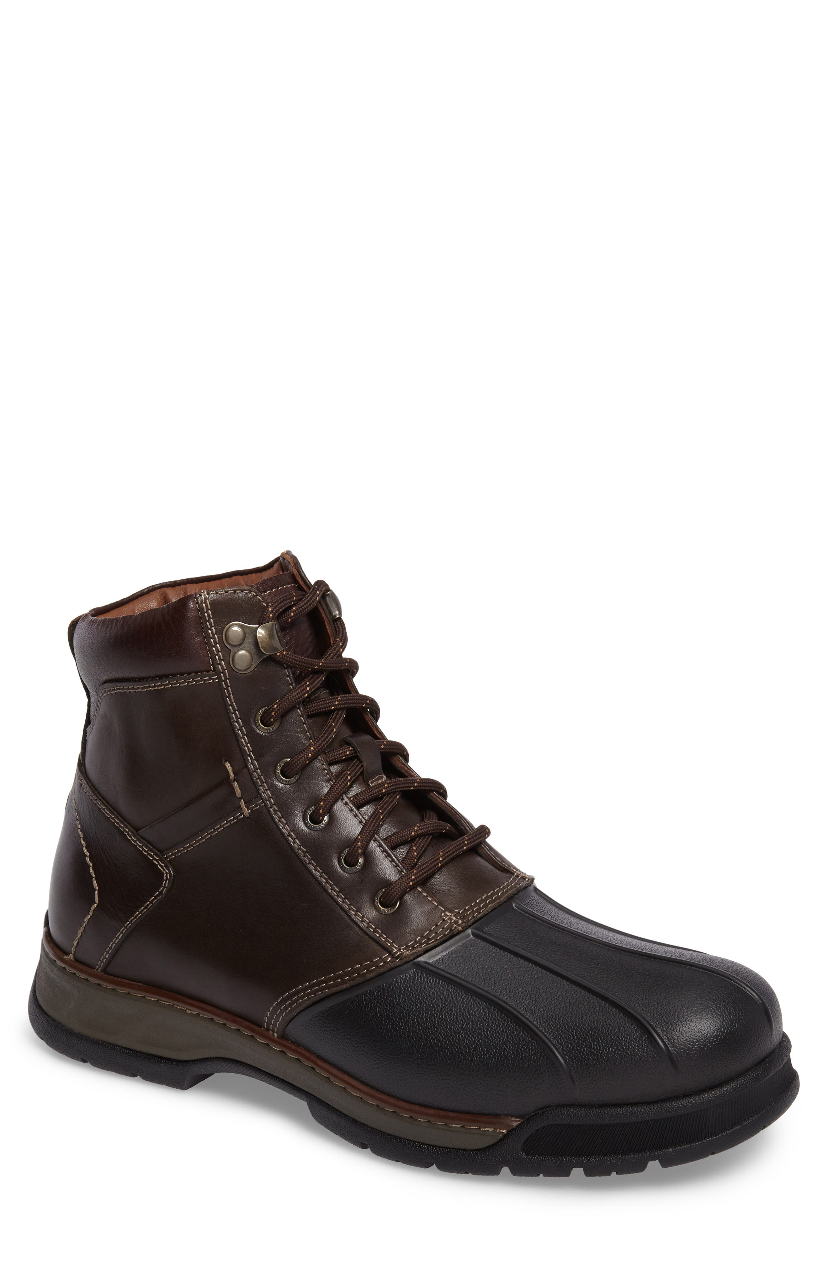 Johnston & Murphy Thompson Duck Boot (Men)