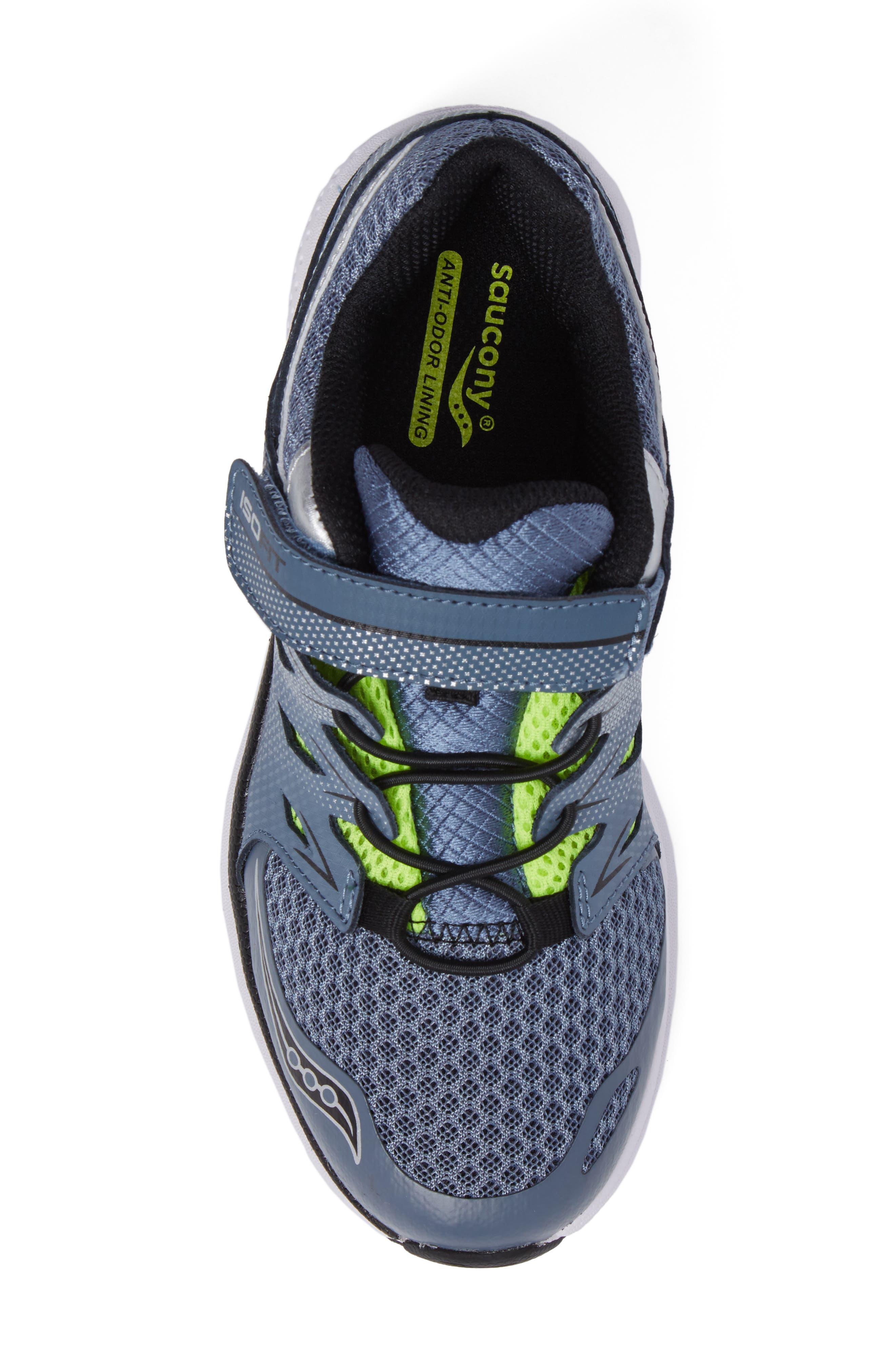Alternate Image 5  - Saucony 'Zealot 2 AC' Running Shoe (Toddler & Little Kid)