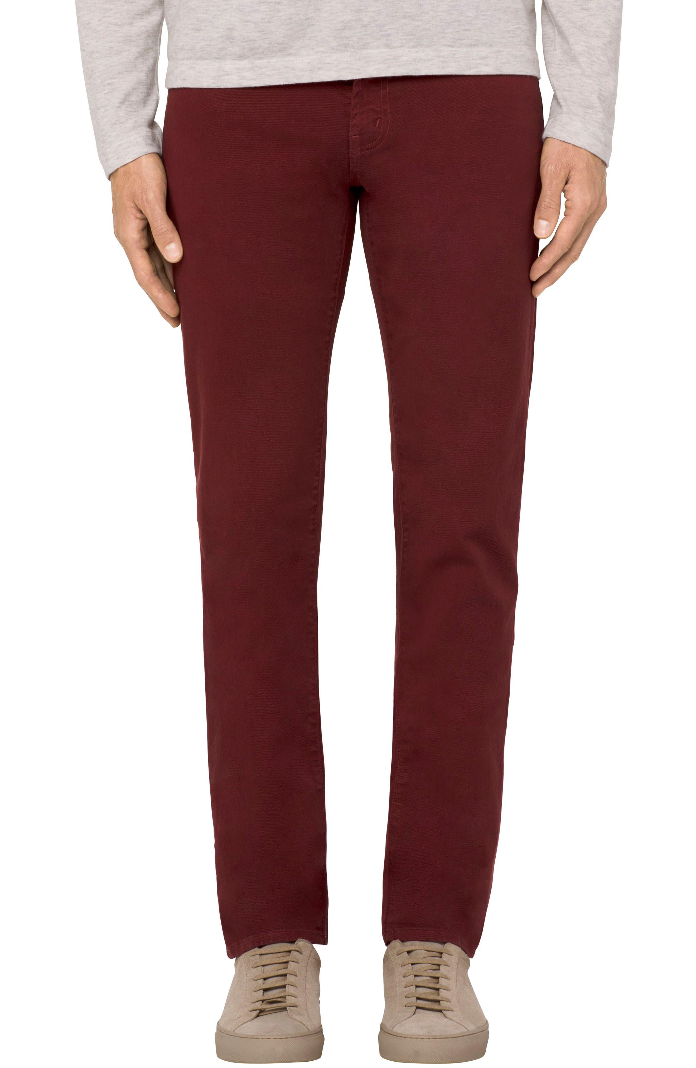 J Brand Tyler Slim Fit Jeans (Volume)