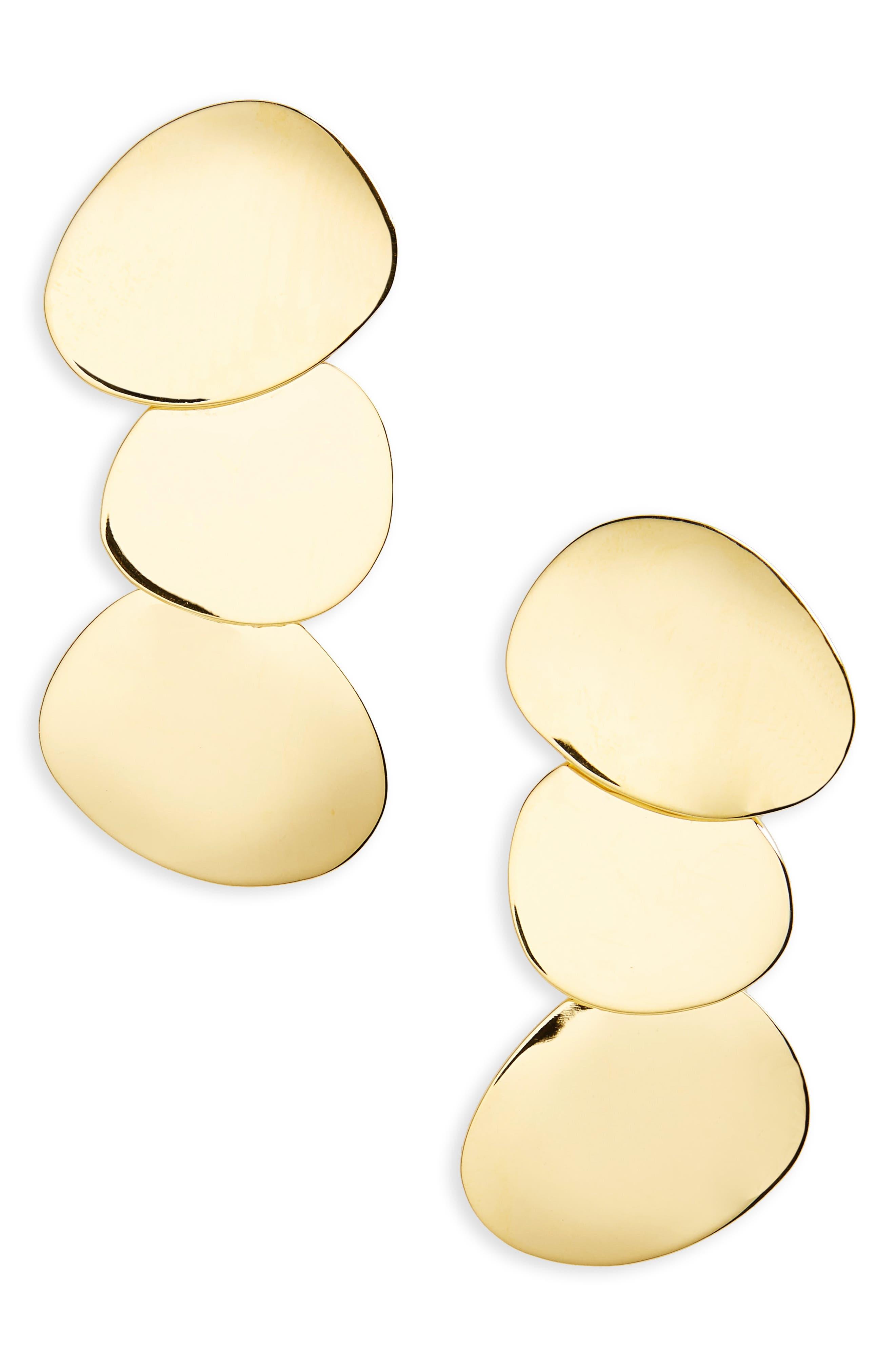 Main Image - Lizzie Fortunato Goldworhty Drop Earrings