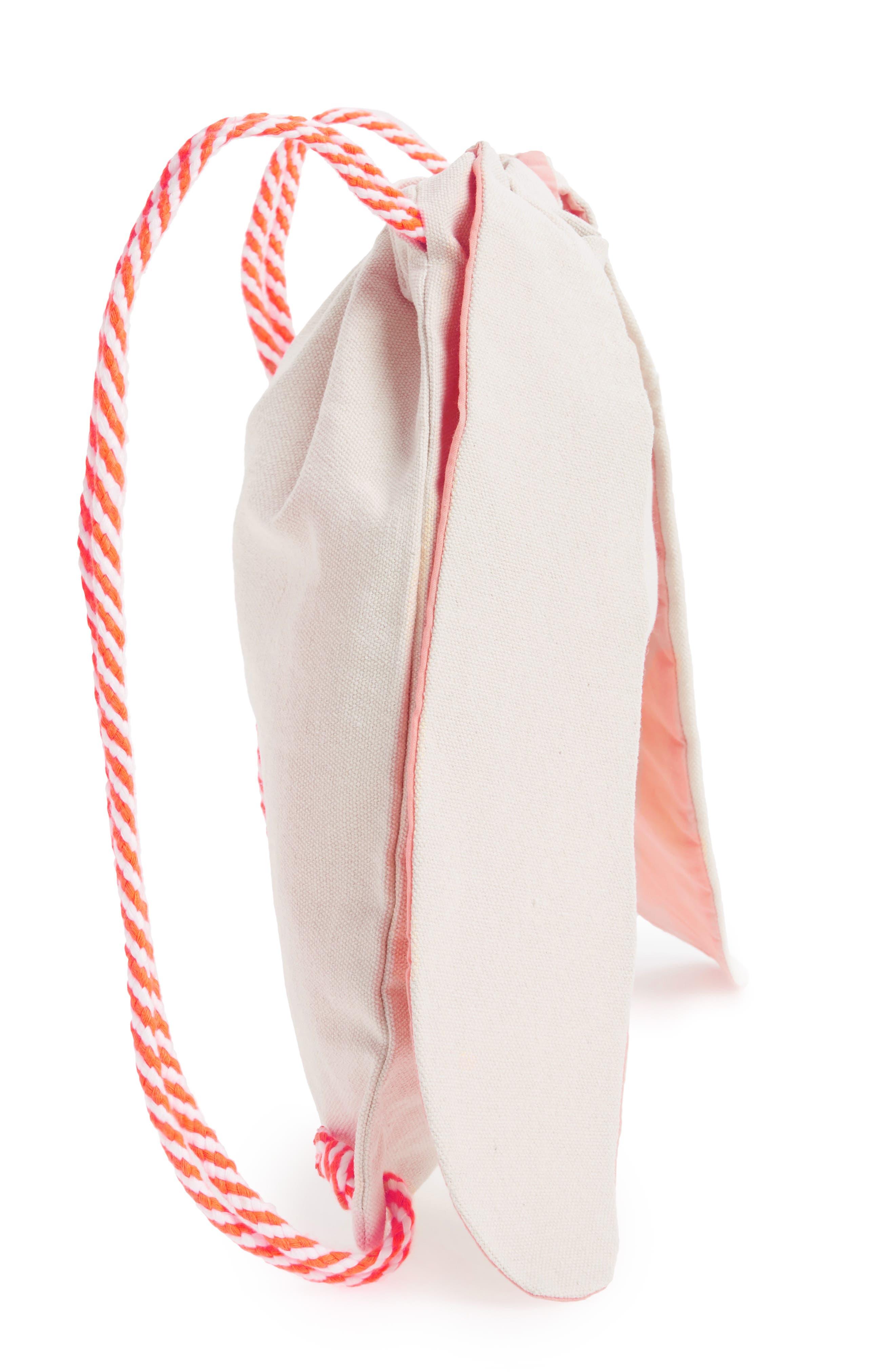 Alternate Image 4  - Meri Meri Bunny Backpack (Kids)