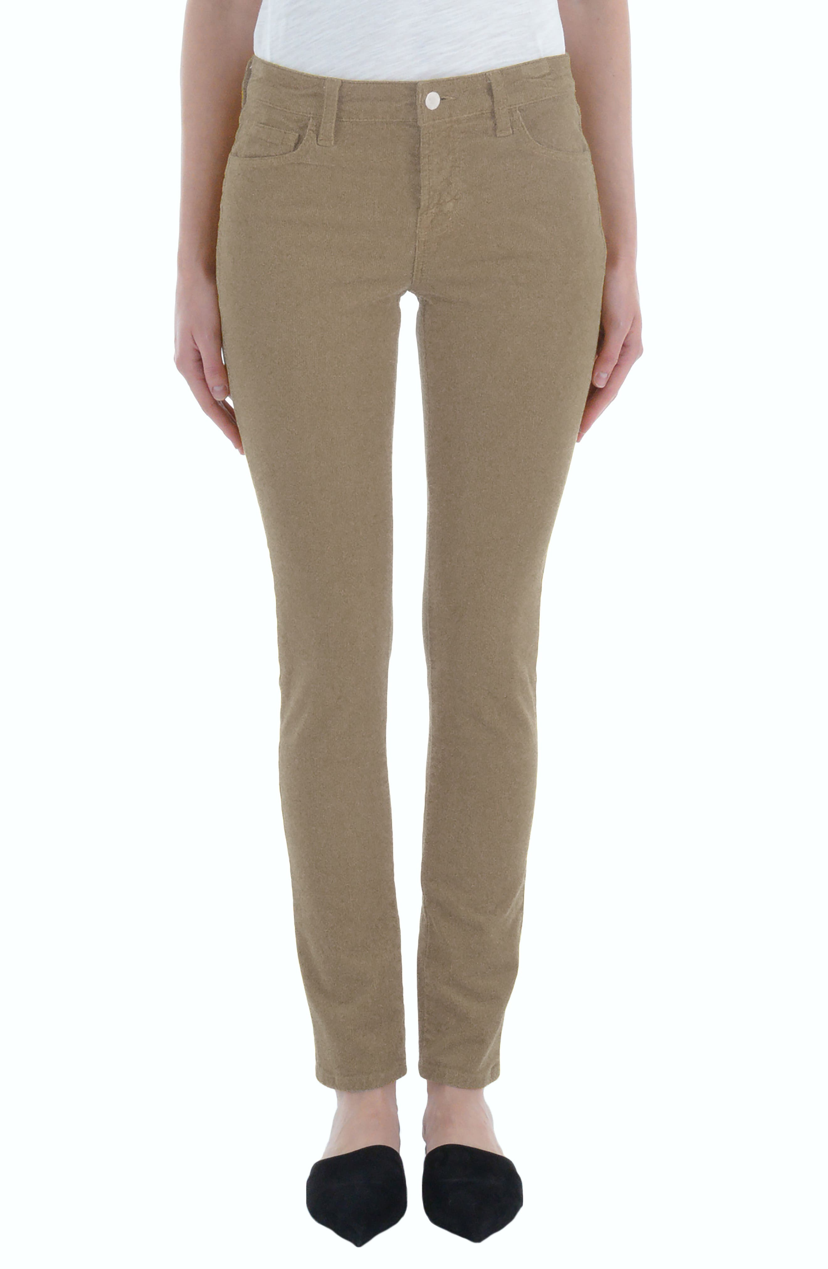 Alternate Image 1 Selected - J Brand Skinny Corduroy Pants