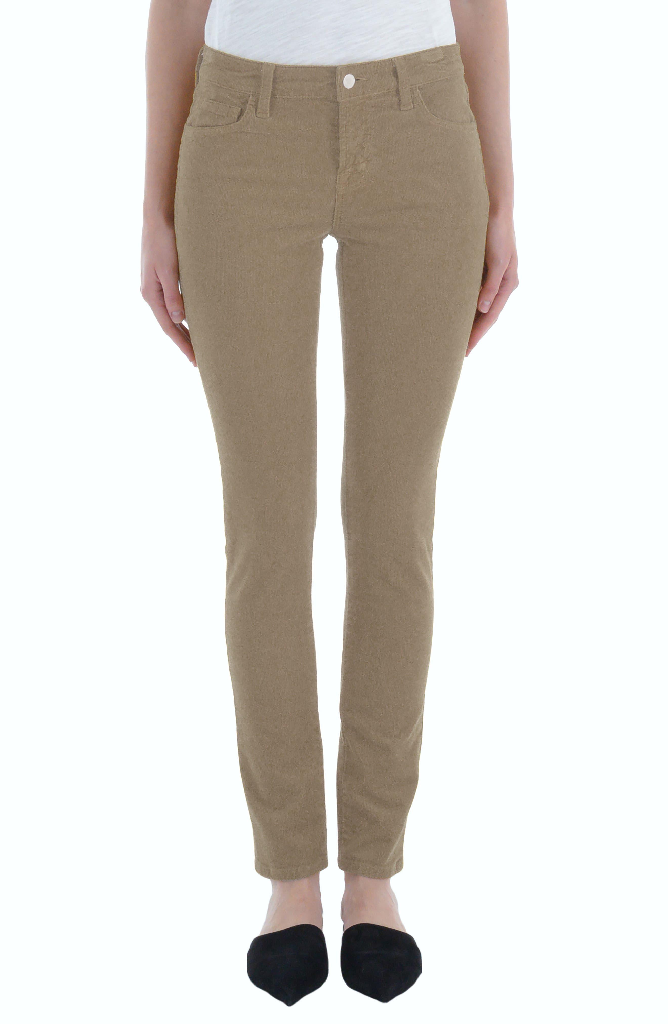 Main Image - J Brand Skinny Corduroy Pants