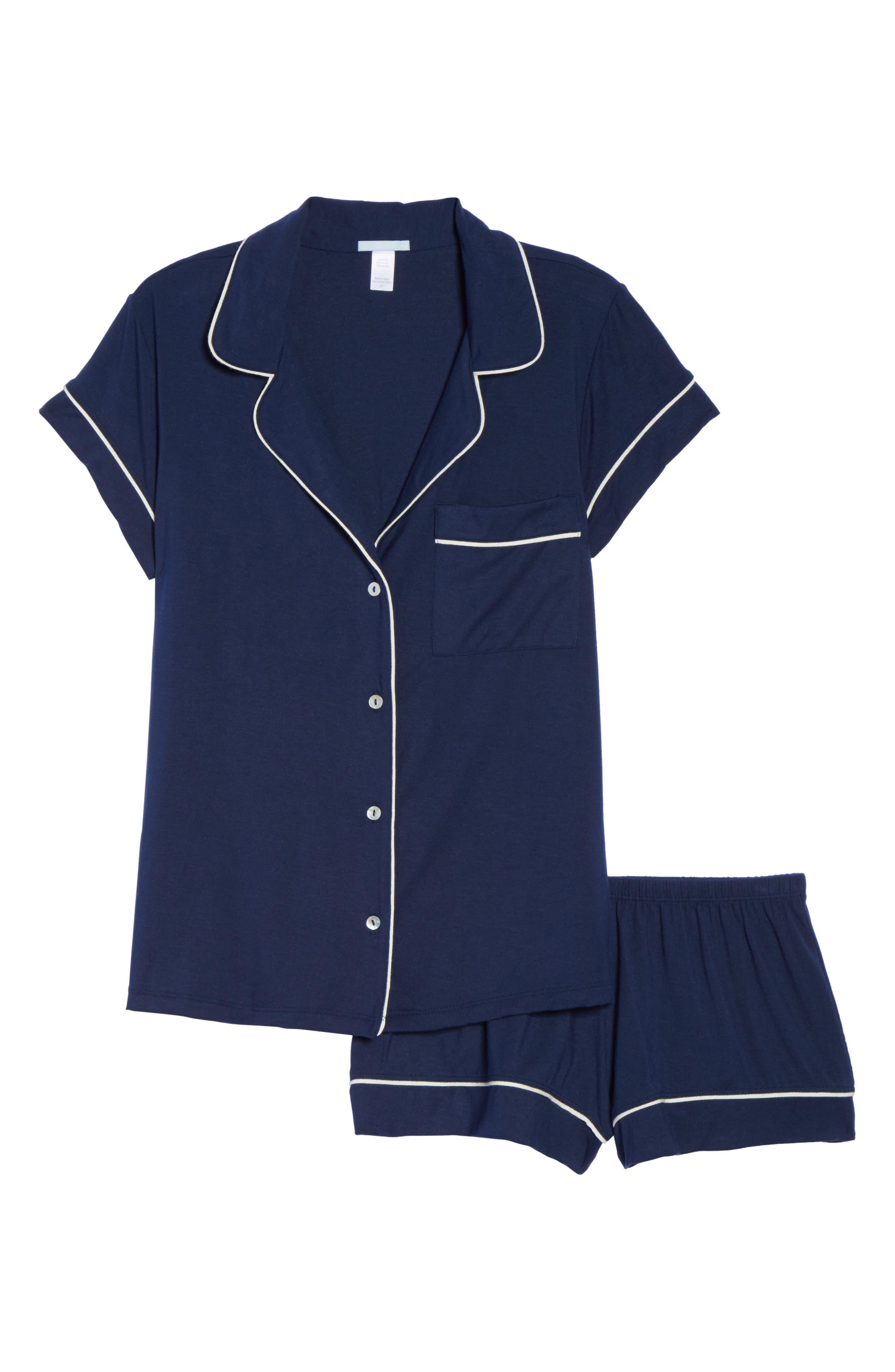 Alternate Image 6  - Eberjey 'Gisele' Shorty Pajamas