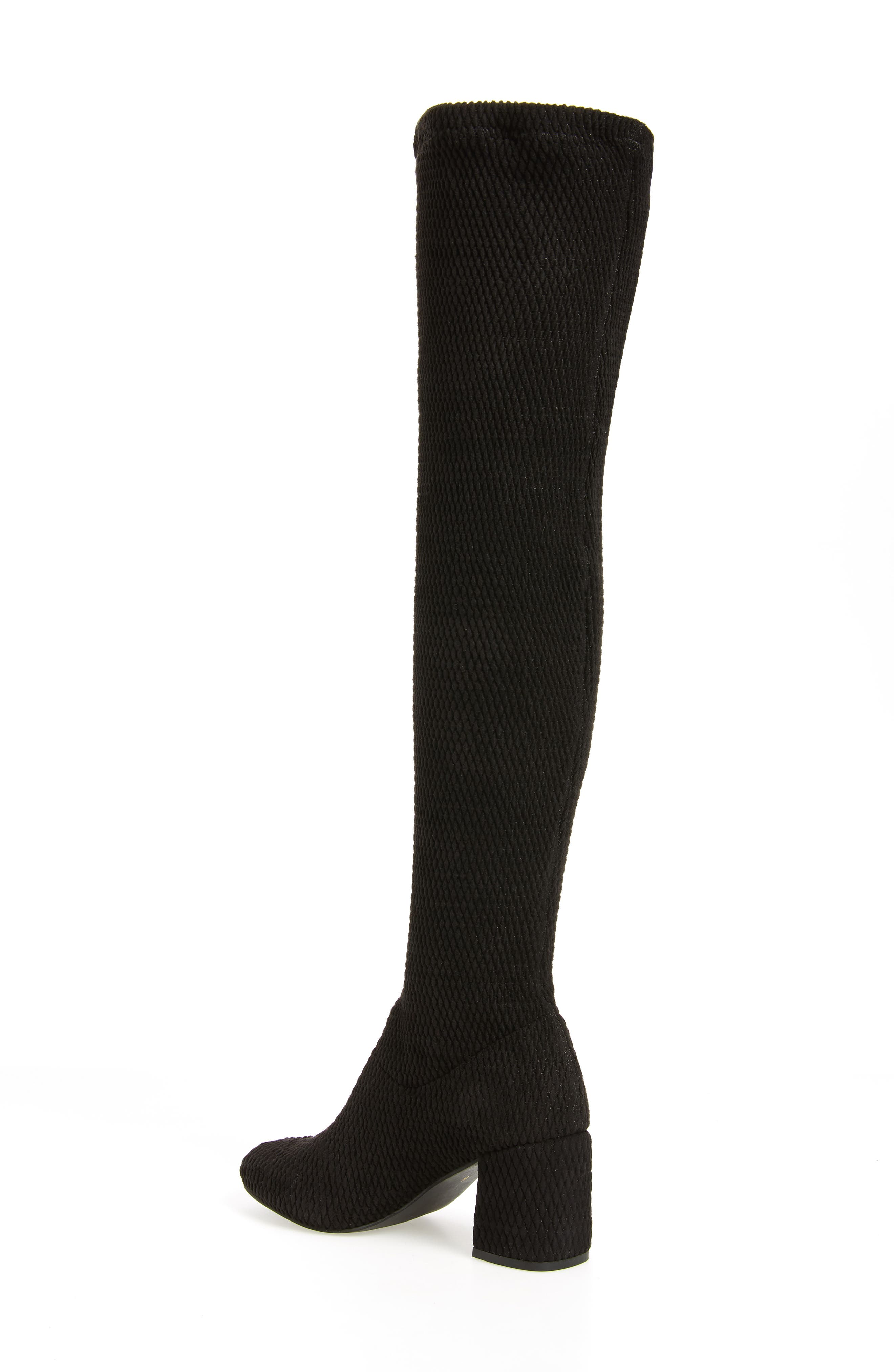 Alternate Image 2  - Seychelles Act One Stretch Over the Knee Boot (Women)