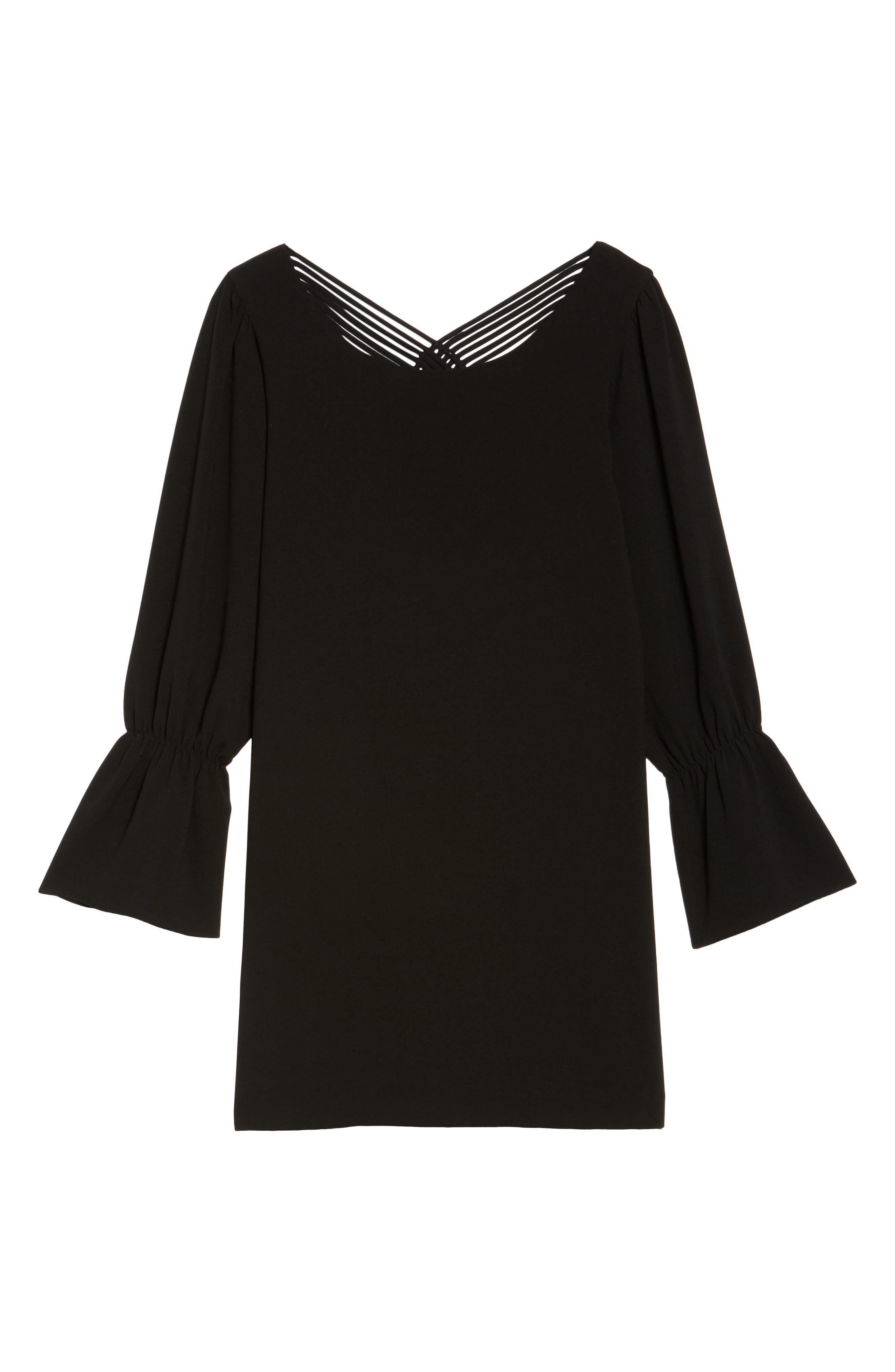 Alternate Image 6  - Felicity & Coco Farrah Cross Back Minidress (Nordstrom Exclusive)