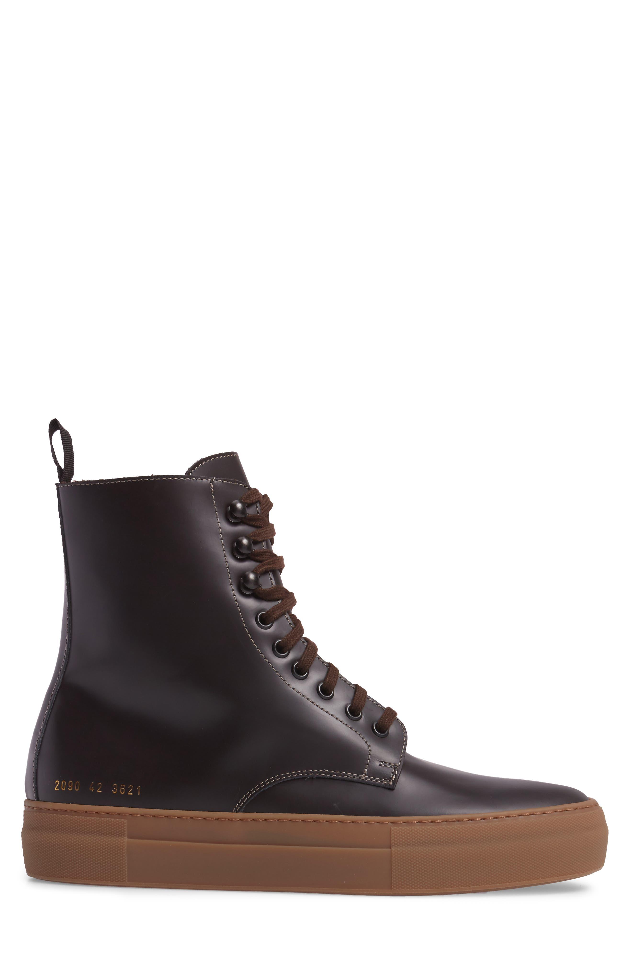 Alternate Image 3  - Common Projects x Robert Geller Plain Toe Boot (Men)