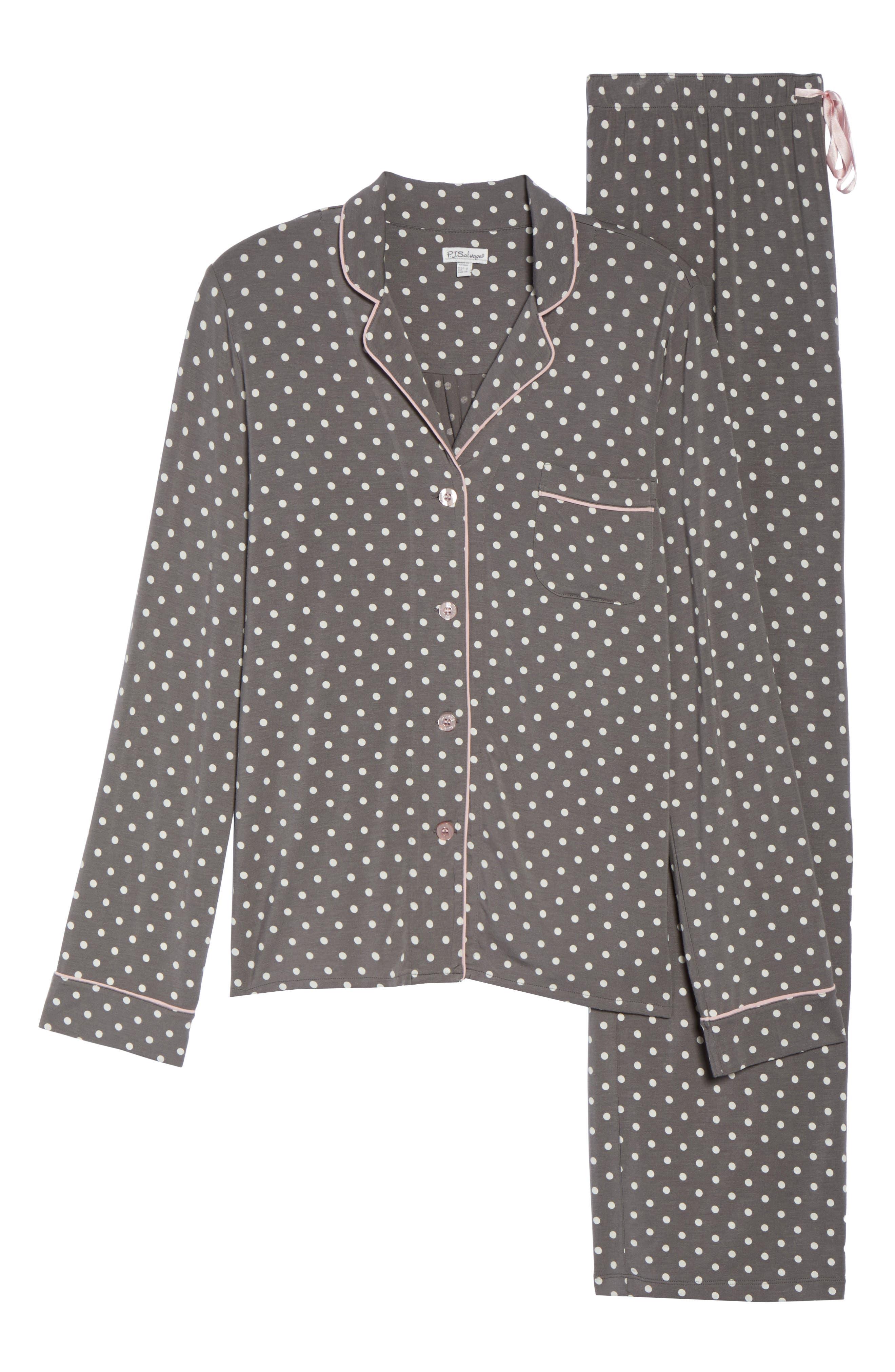 Alternate Image 4  - PJ Salvage Long Pajamas