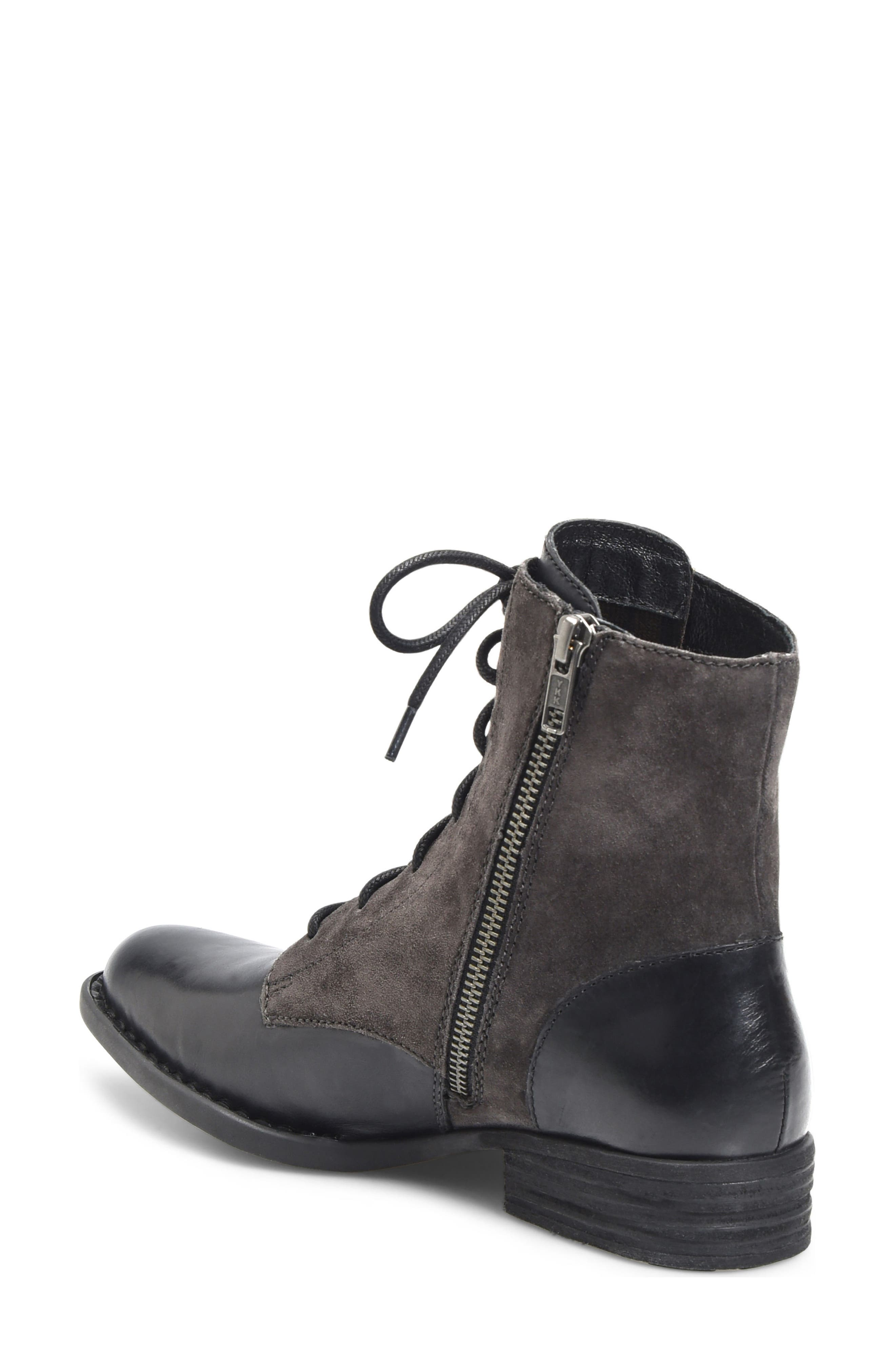 Alternate Image 2  - Børn Clements Lace-Up Boot (Women)