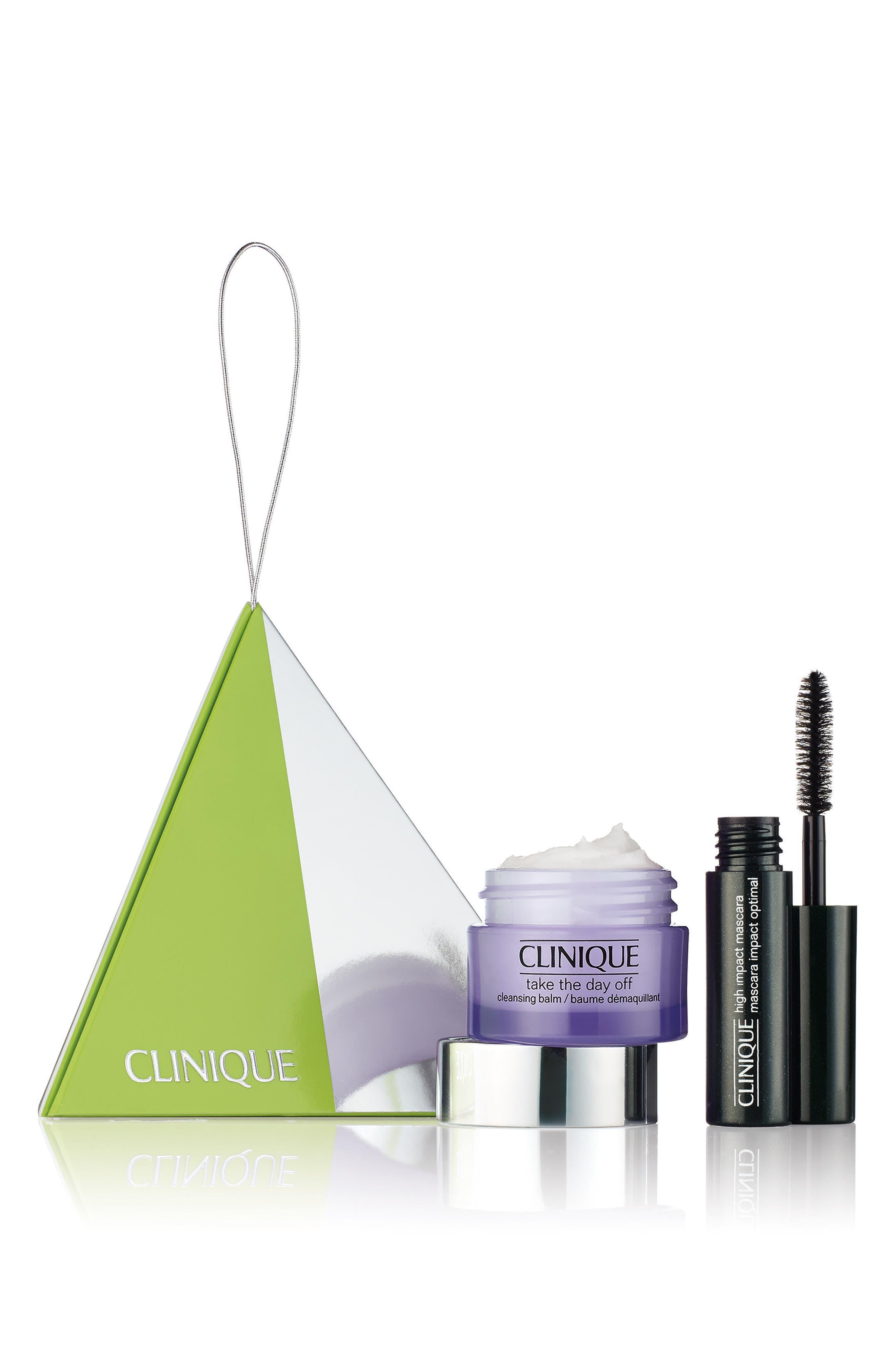 Clinique Mascara & Makeup Remover Set
