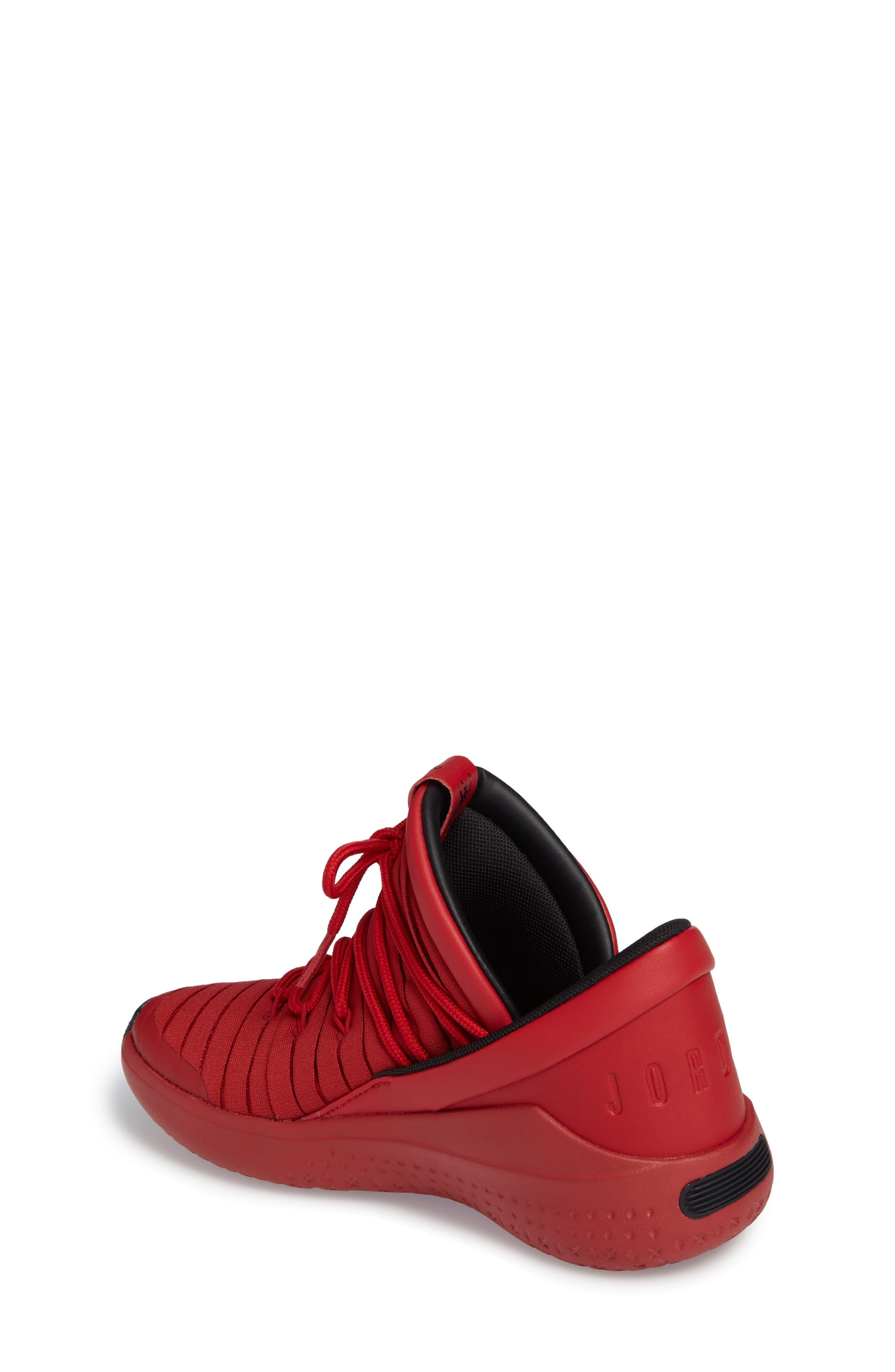 Alternate Image 2  - Nike Jordan Flight Luxe Sneaker (Big Kid)