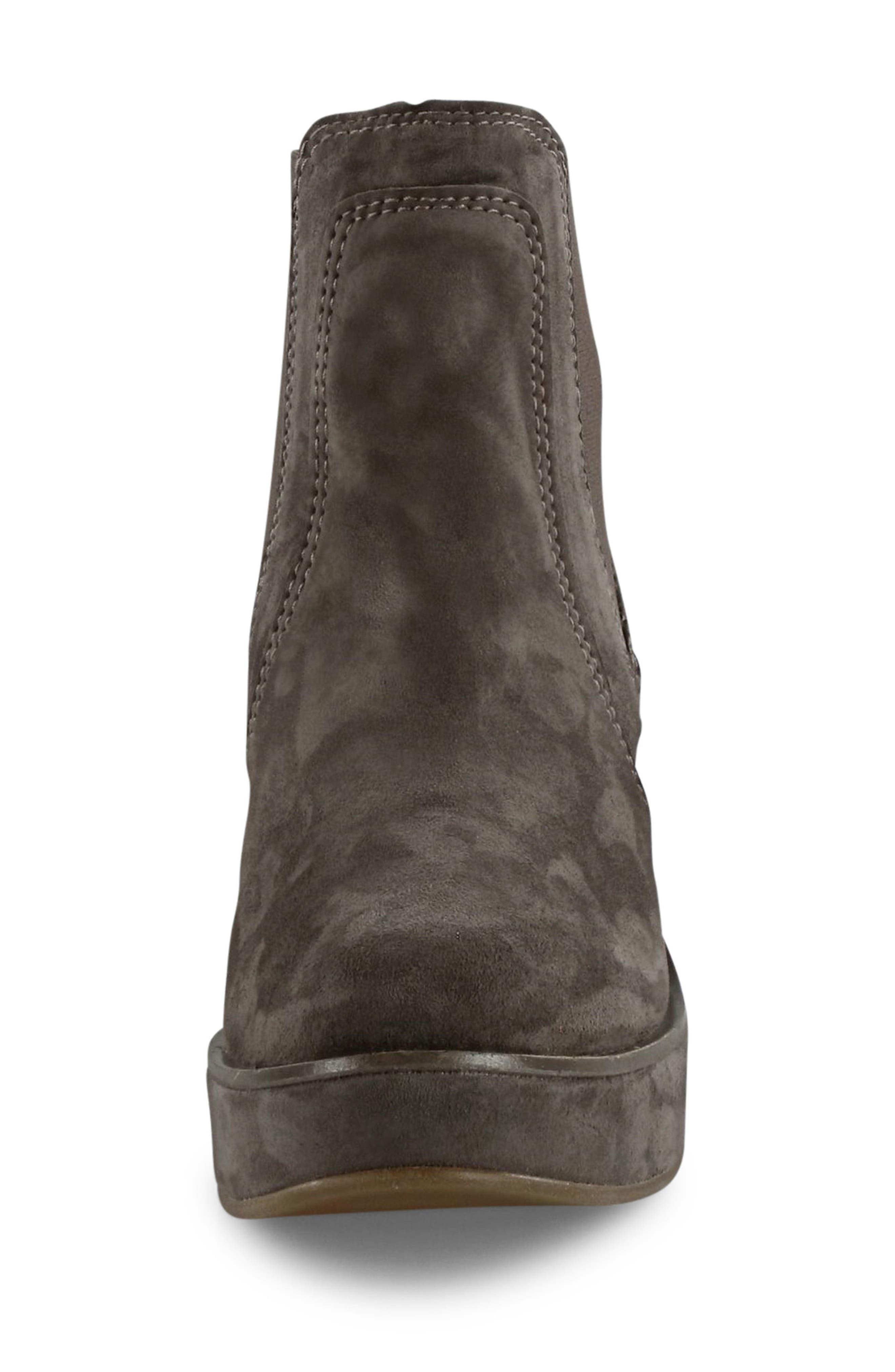 Alternate Image 4  - Klik Darli Platform Chelsea Boot (Women)