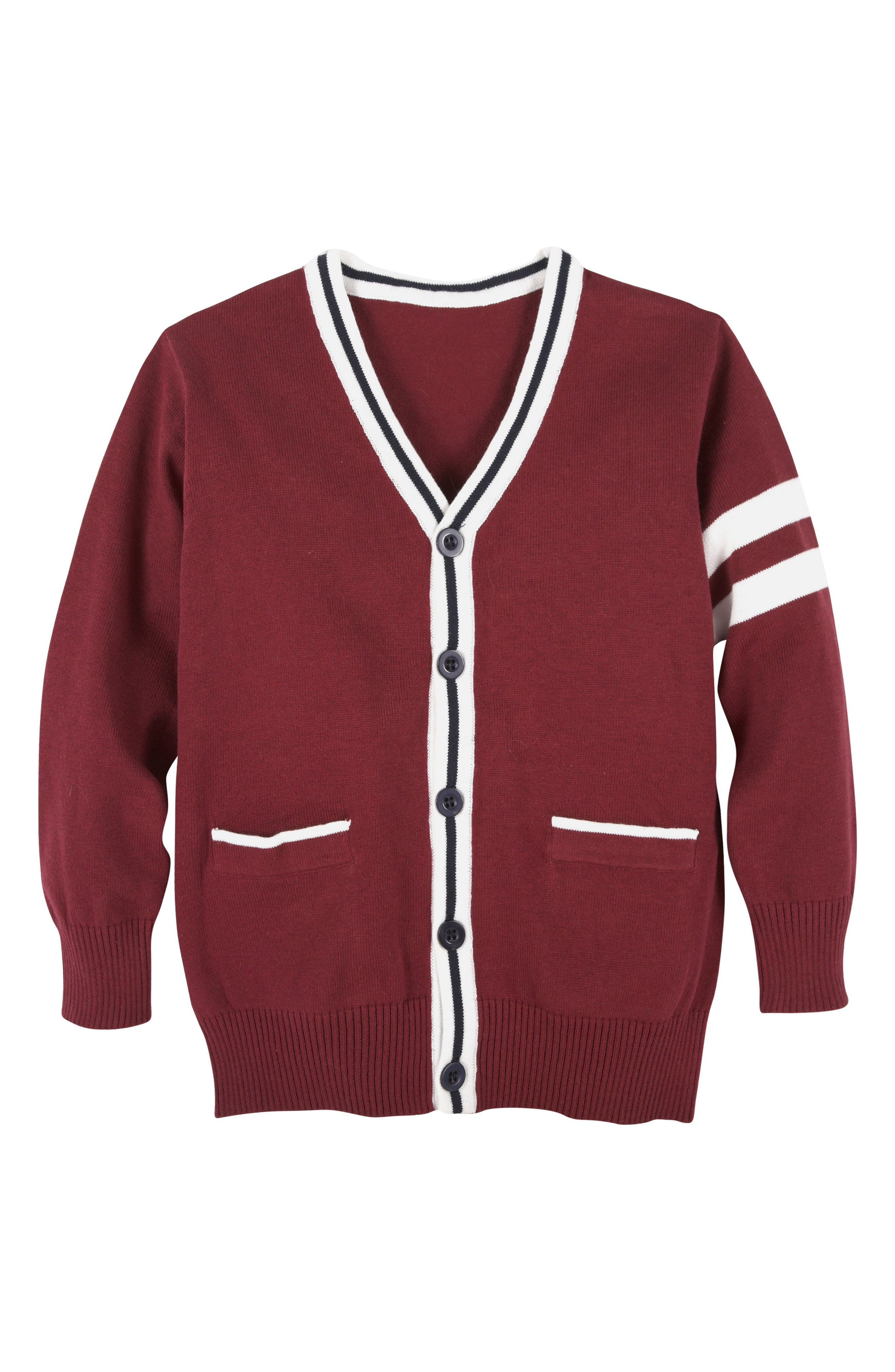 Andy & Evan Varsity Cardigan (Baby Boys)