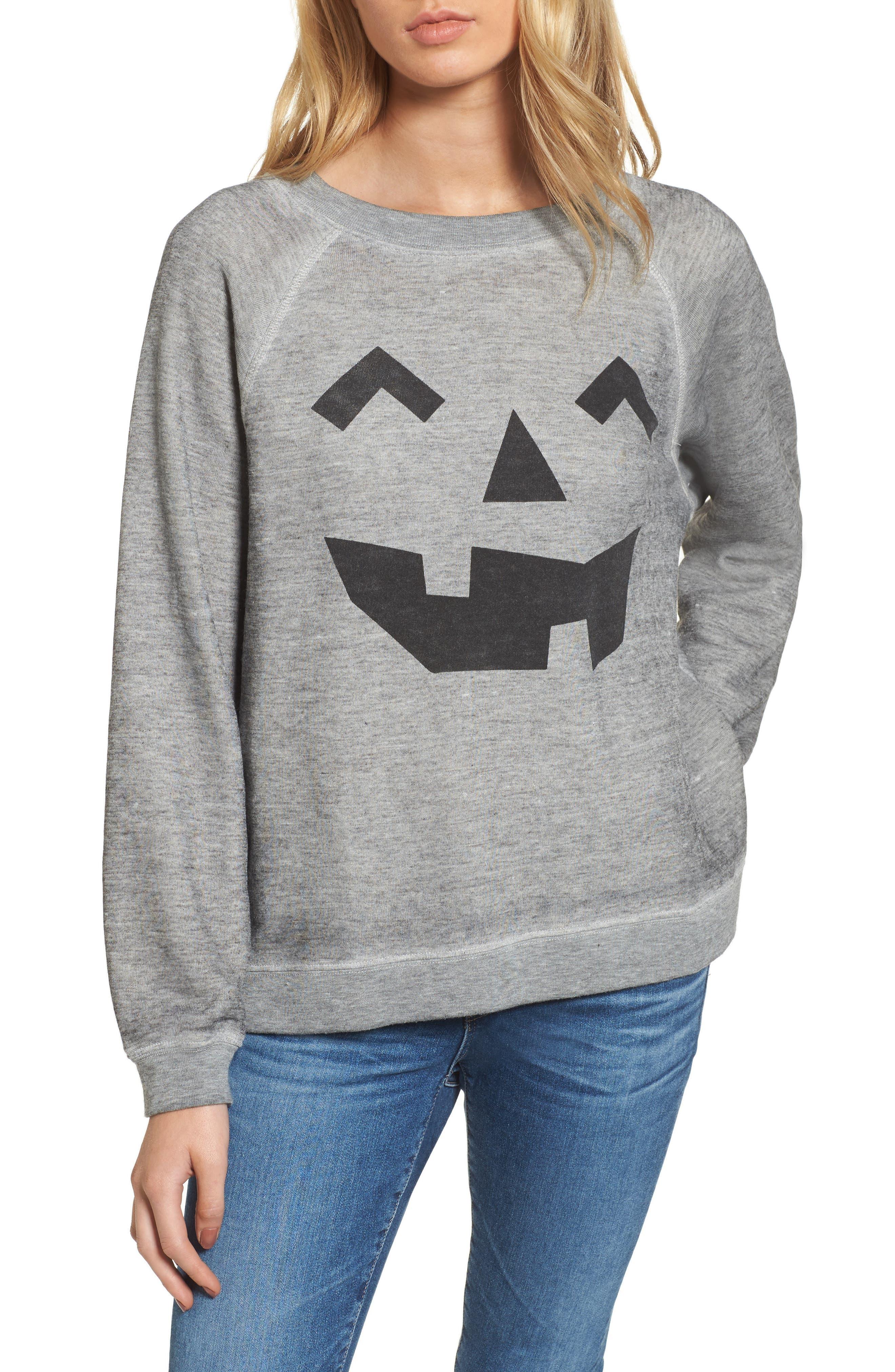 Wildfox I'm a Pumpkin Sommers Sweatshirt