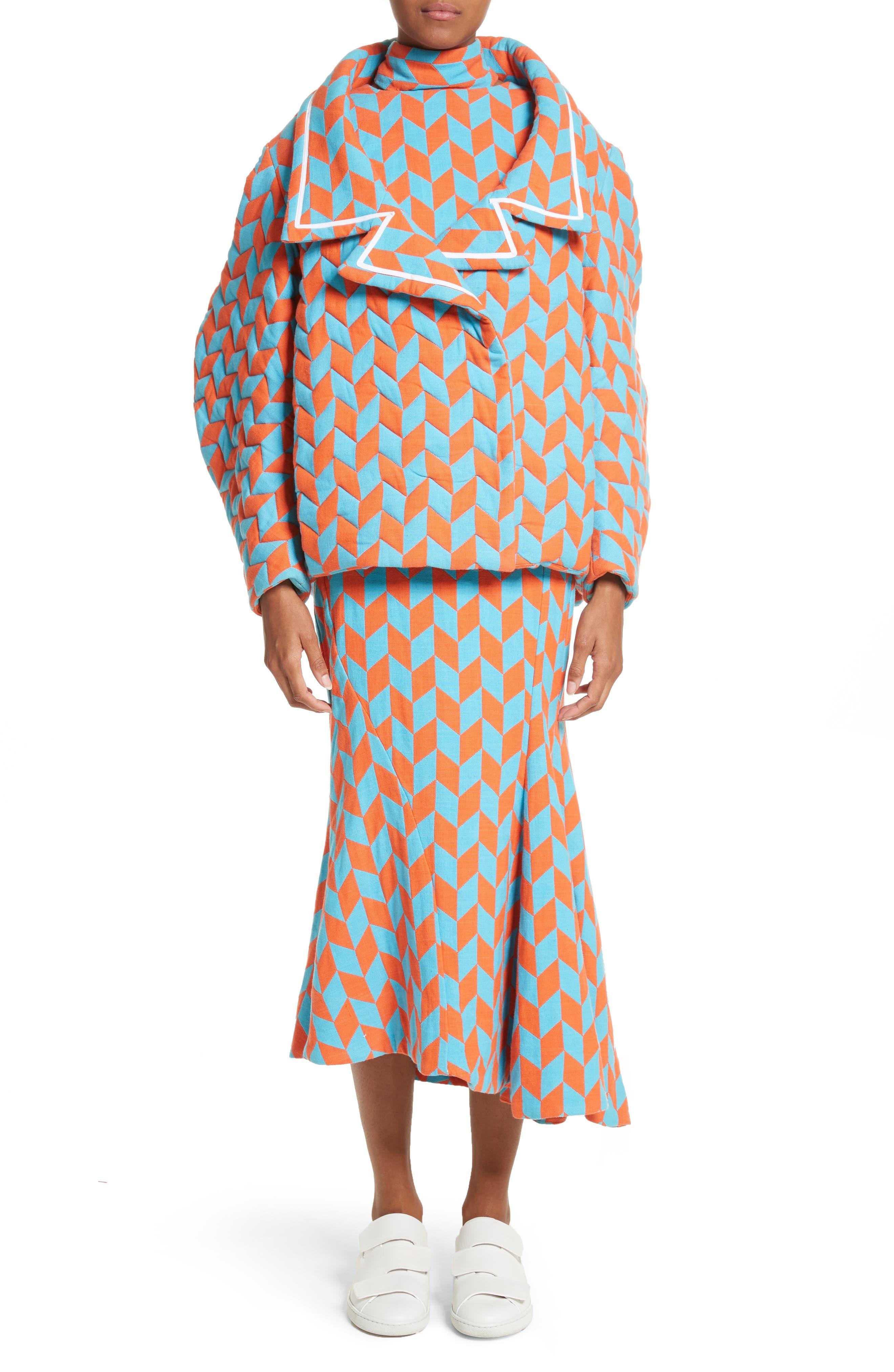 Alternate Image 6  - Richard Malone Backless Twist Seam Dress