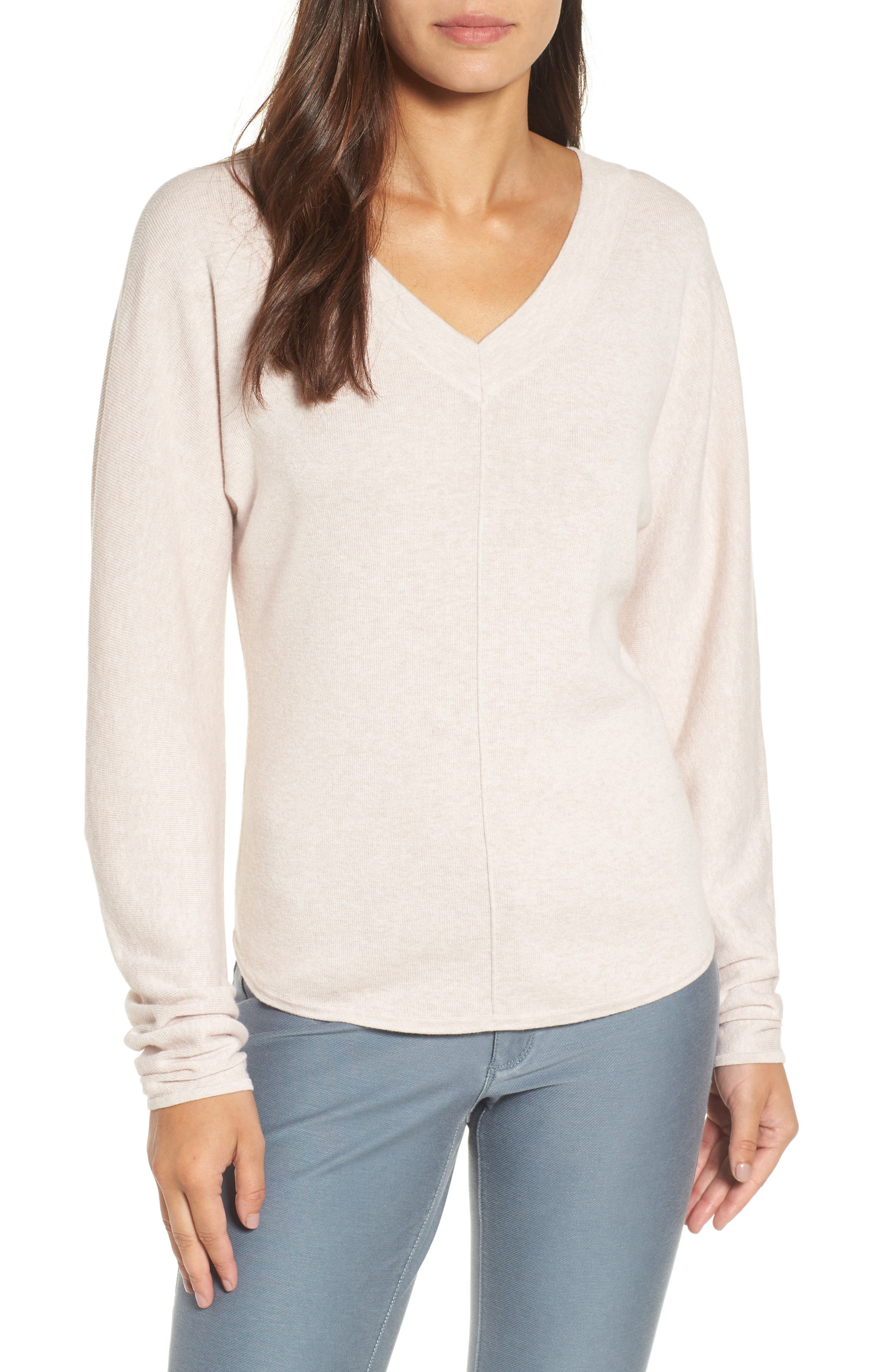 NIC+ZOE Ballet V-Neck Top