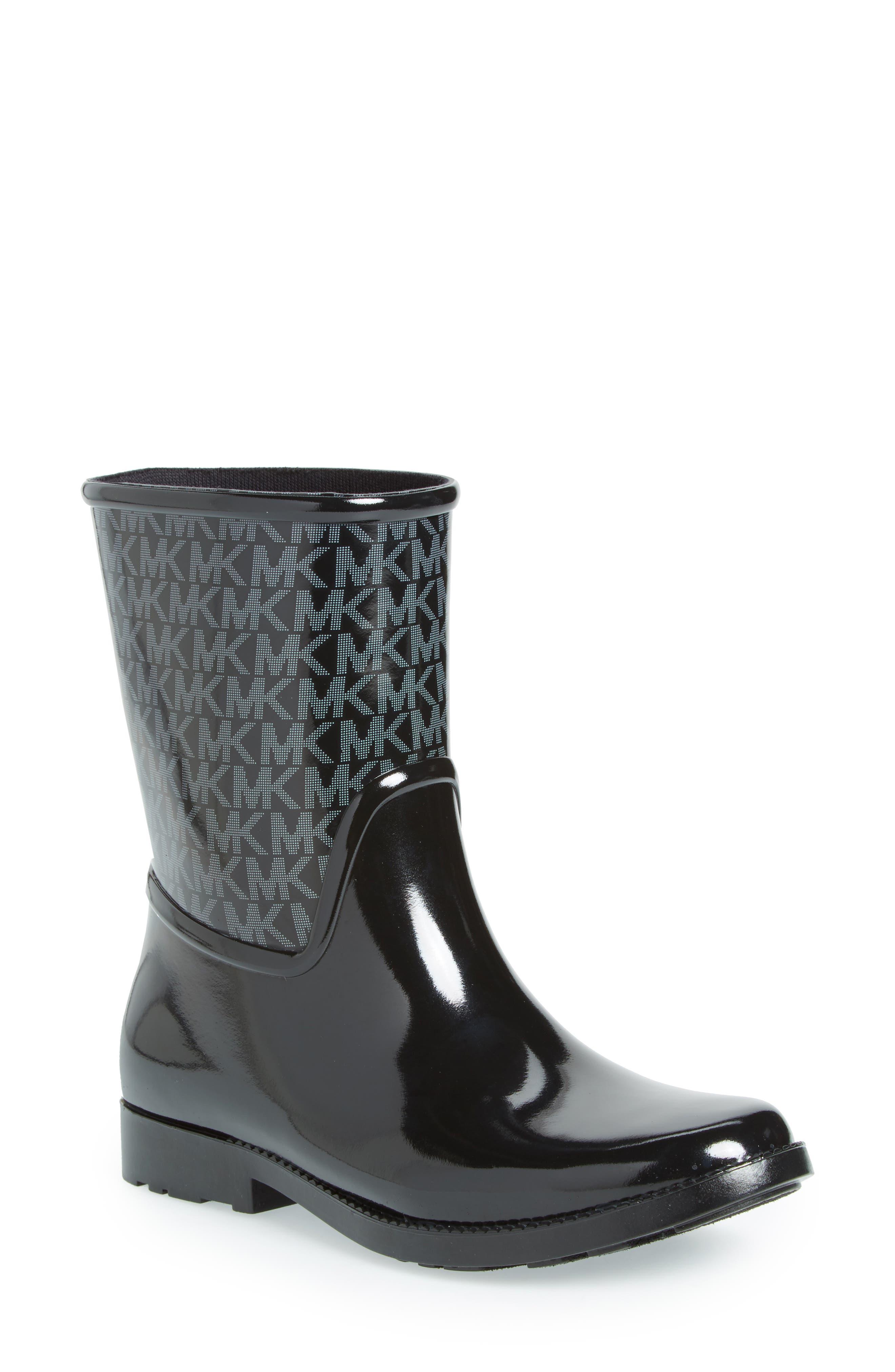 Main Image - MICHAEL Michael Kors Sutter Rain Bootie (Women)