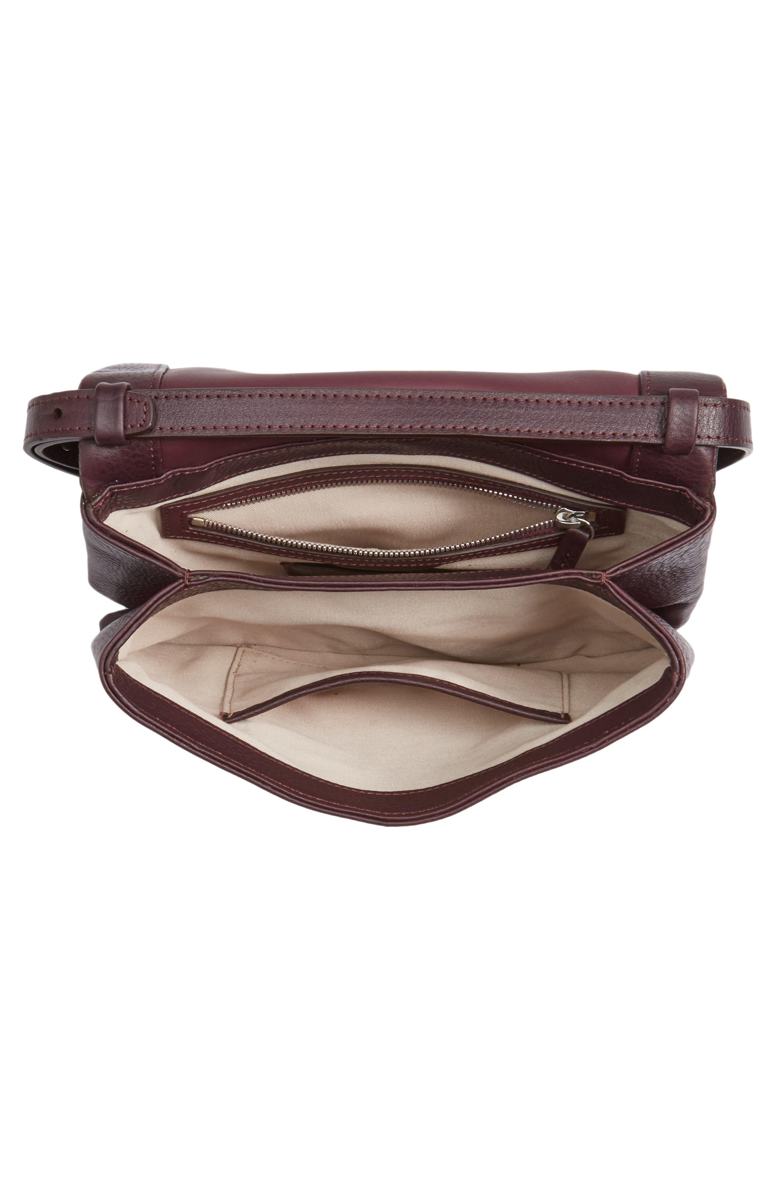 Alternate Image 3  - Shinola Leather Convertible Shoulder Bag