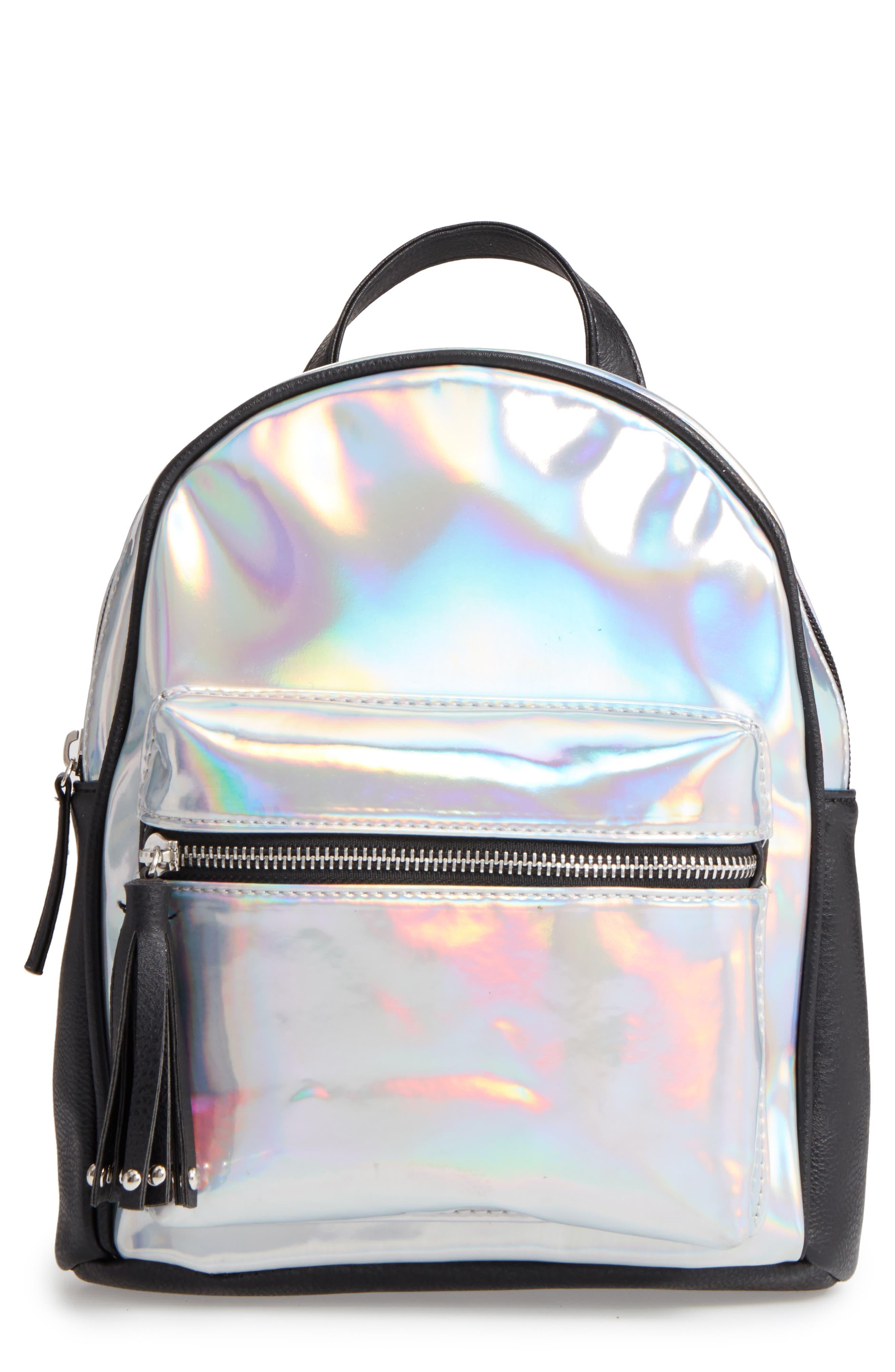 OMG Hologram Backpack (Kids)
