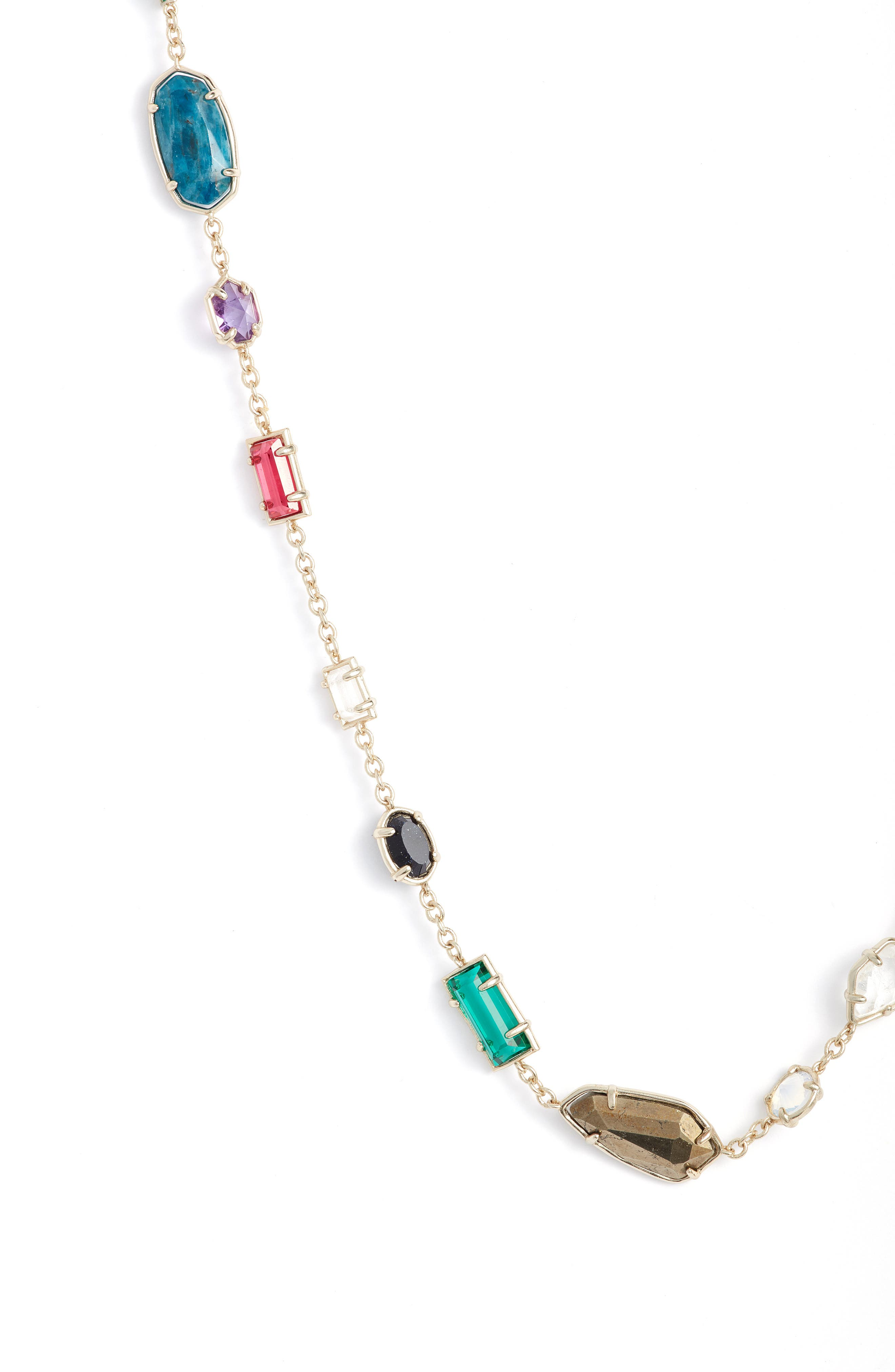 Alternate Image 2  - Kendra Scott Joann Long Station Necklace