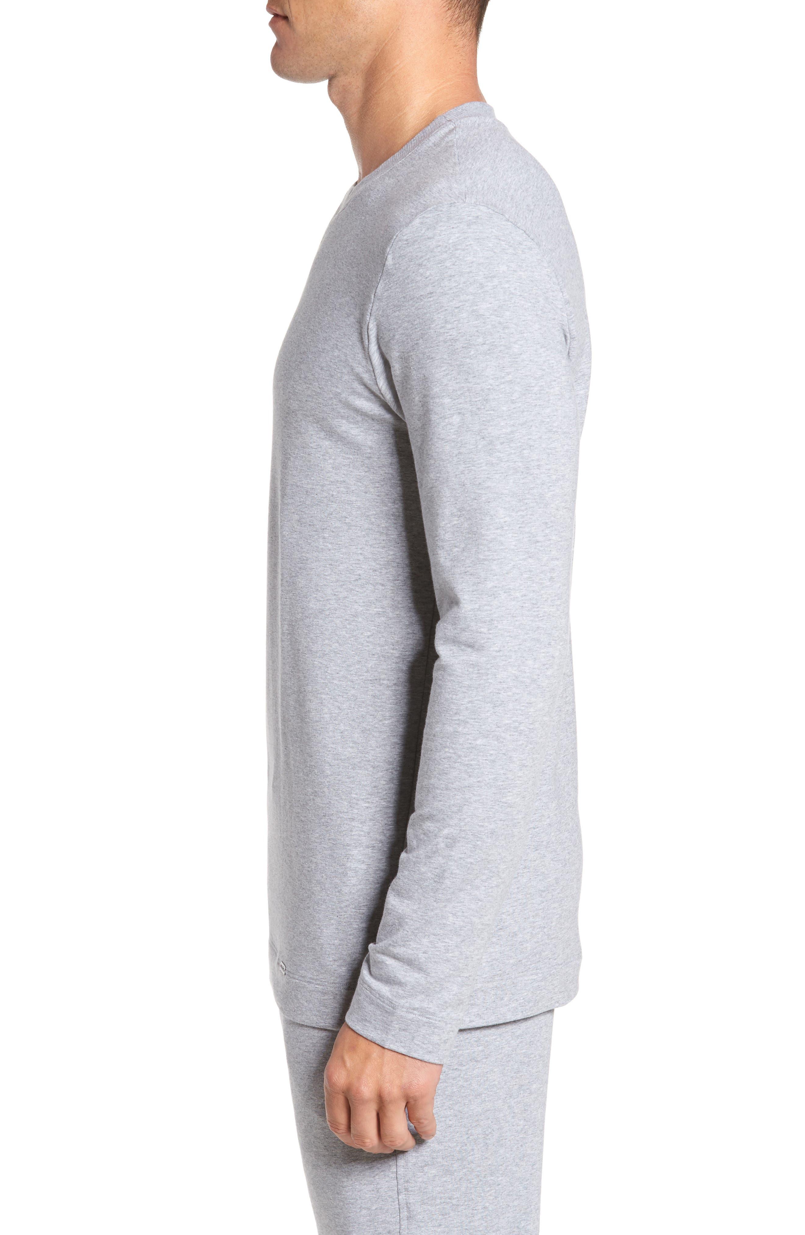 Alternate Image 3  - Hanro Living Pullover