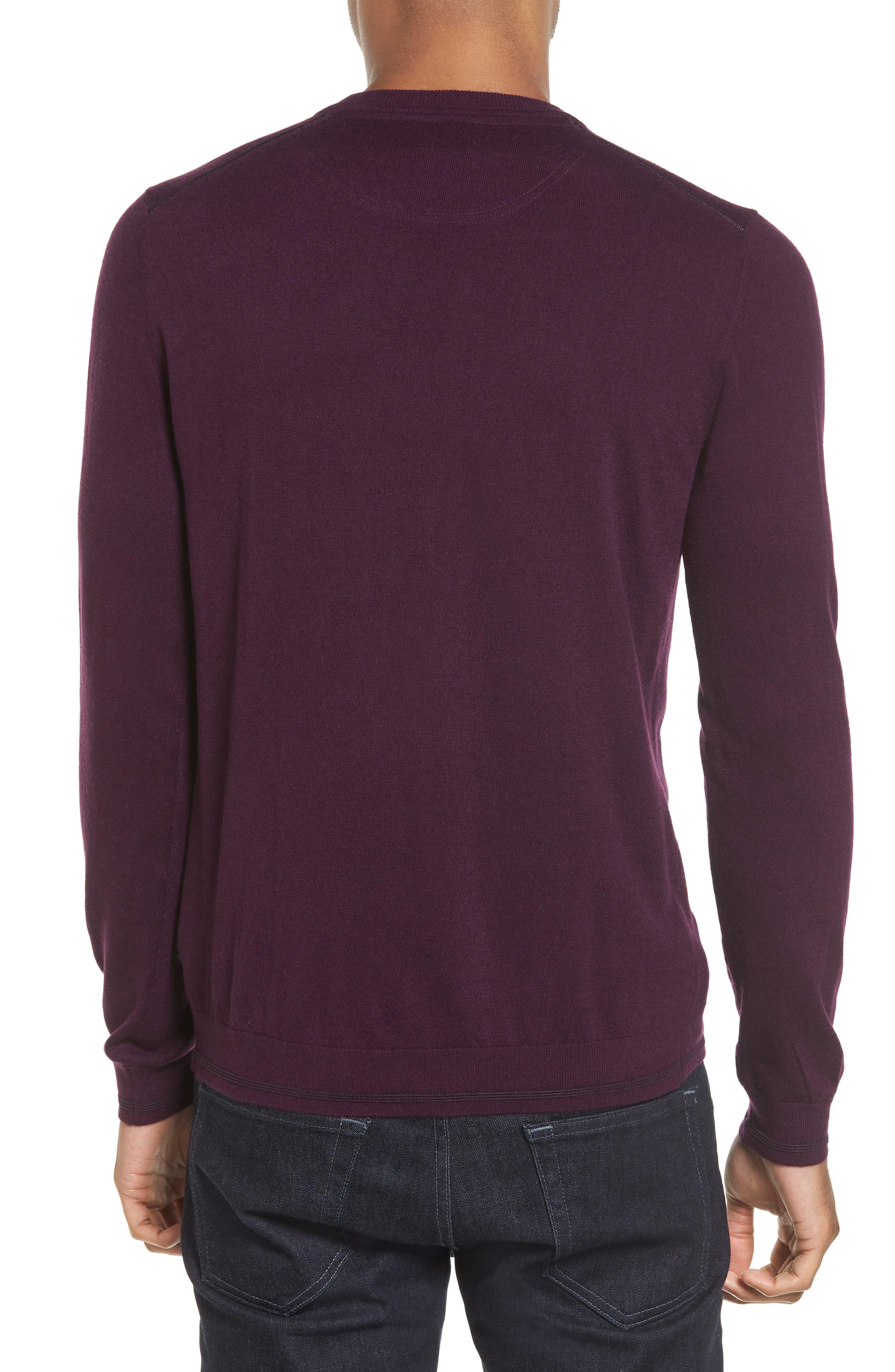 Alternate Image 2  - Ted Baker London V-Neck Sweater
