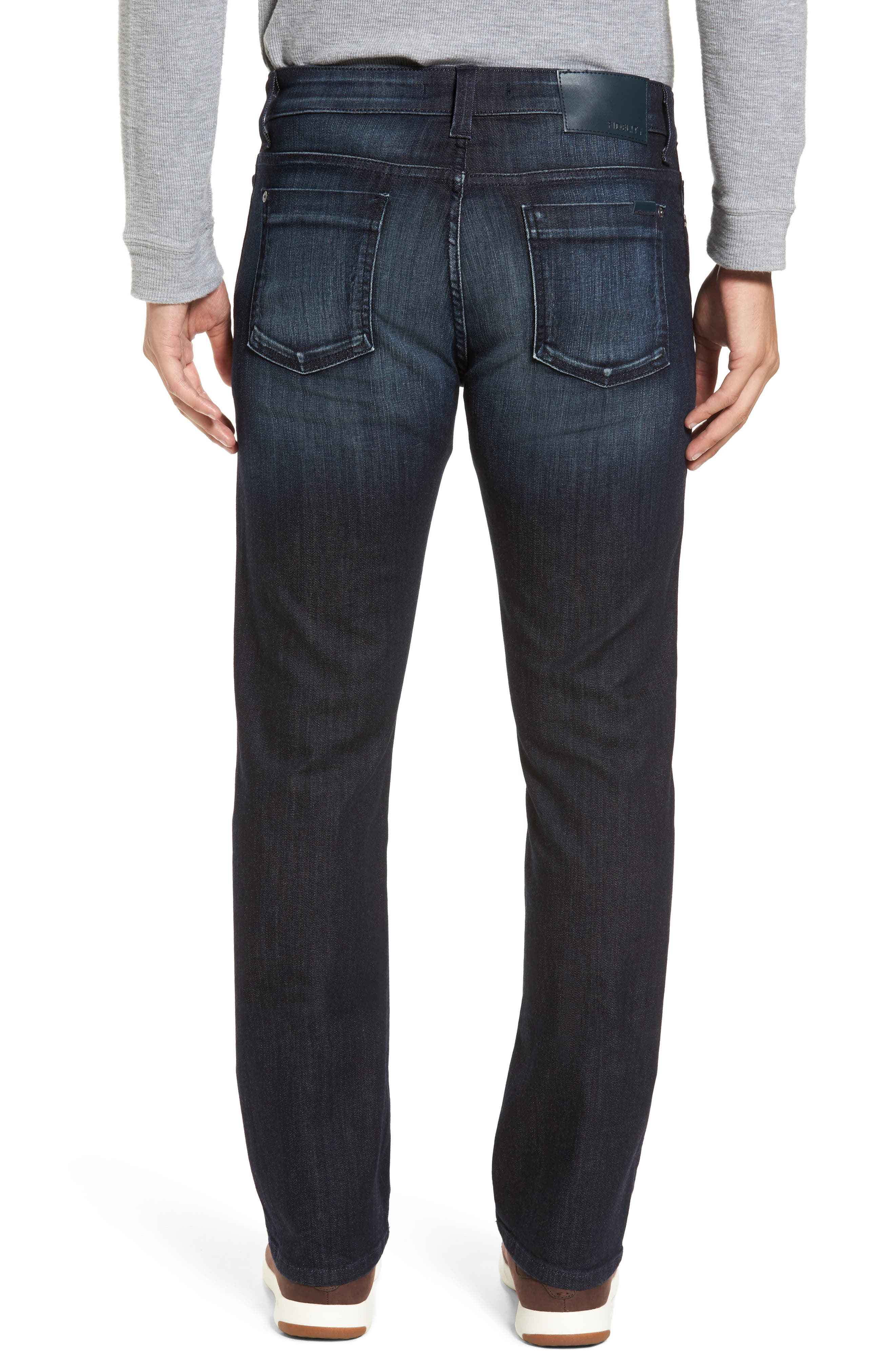 Alternate Image 2  - Fidelity Denim 5011 Relaxed Fit Jeans (Brooklyn Blue)