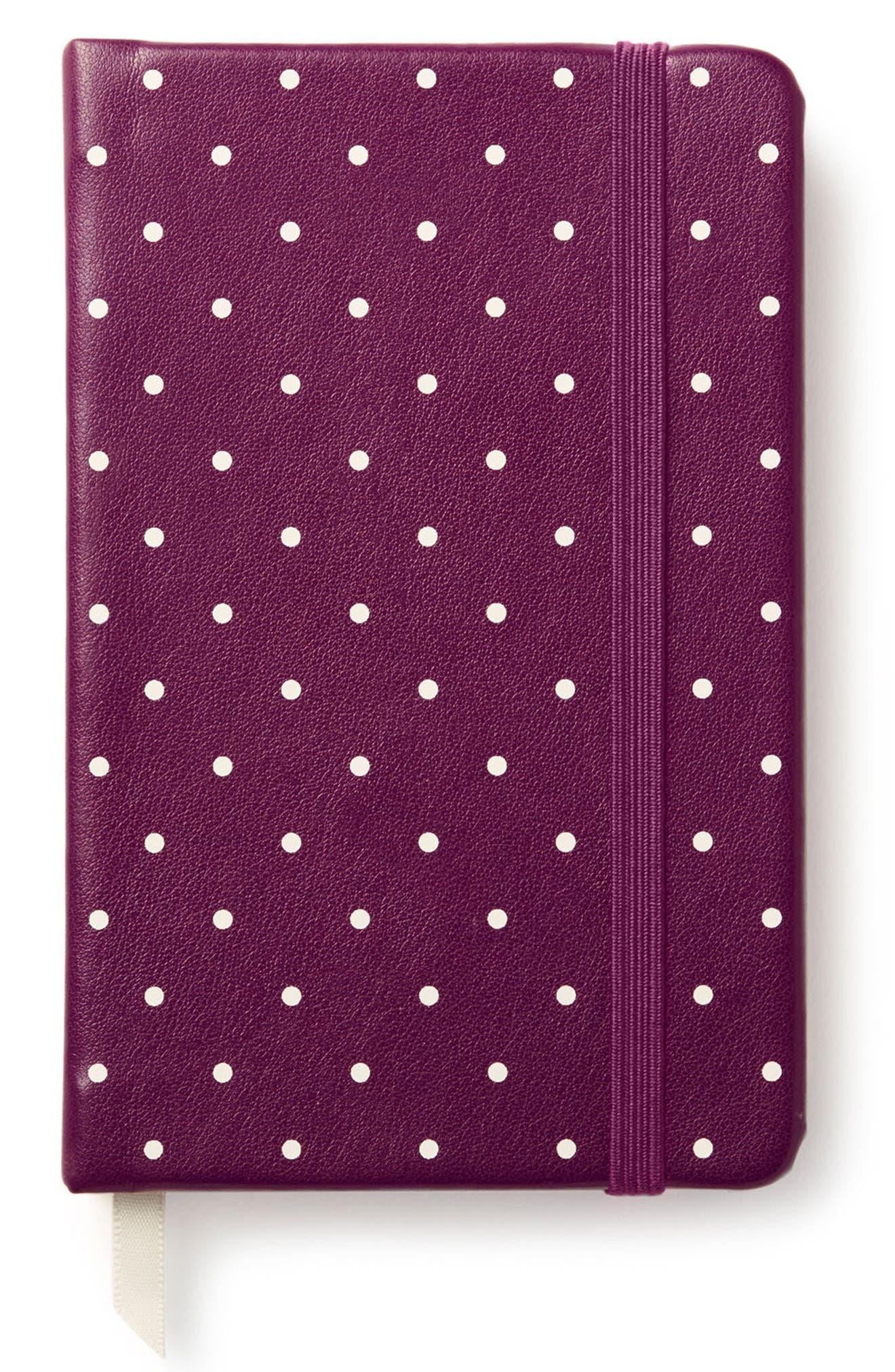 kate spade new york take note polka dot notebook